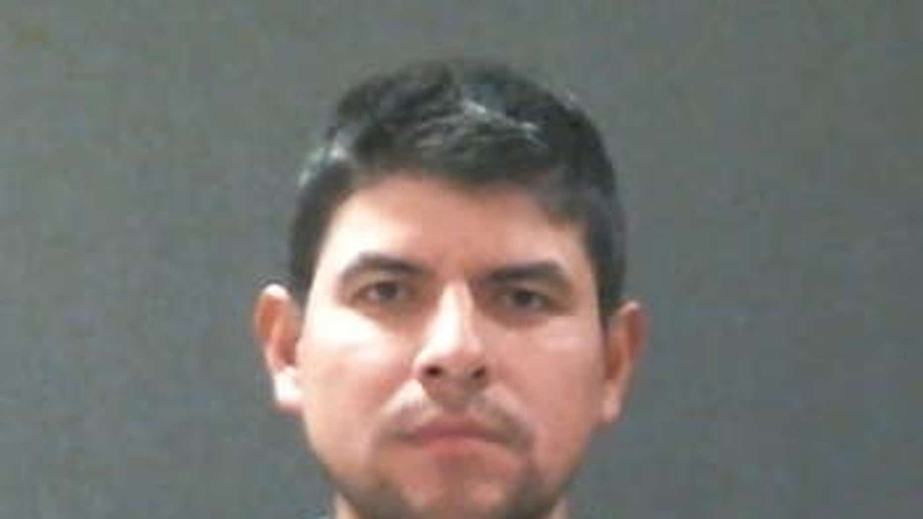 Roli Aroldo Lopez-Sanchez, 37has been sentenced to 60 years in prison without eligibility for parole or good time credit for impregnating an 11-year-old last year.
