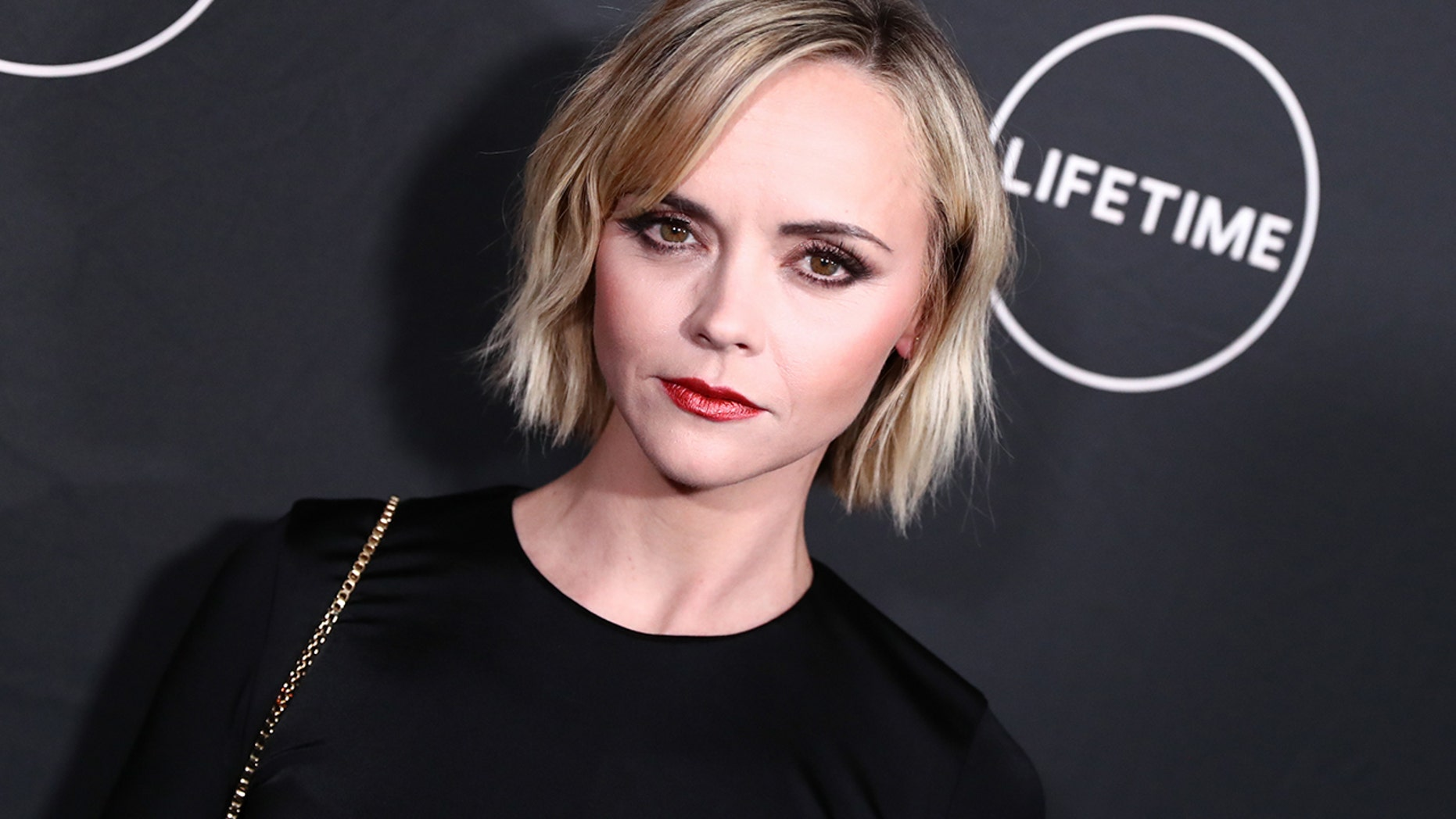 Christina Ricci attends the Lifetime Winter Movies Mixer at the Andaz Hotel on January 09, 2019 in Los Angeles, California.