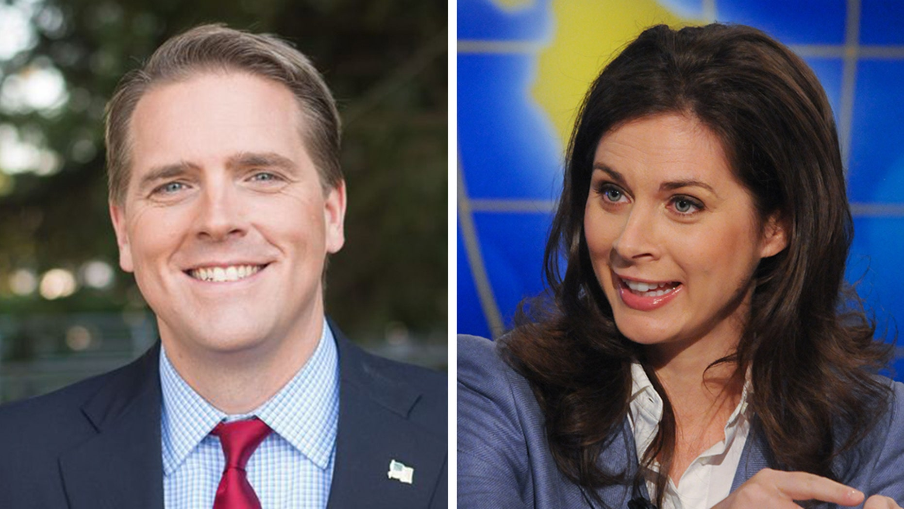 CNN anchor Erin Burnett got into a tense back-and-forth with conservative commentator Scott Jennings.
