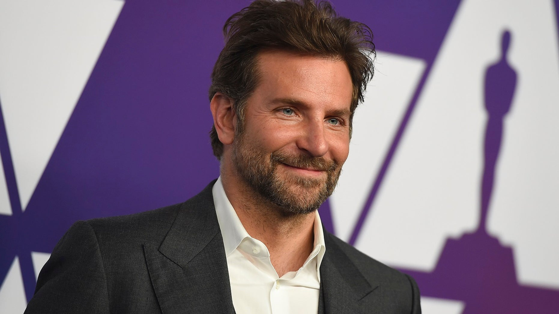 Bradley Cooper arrives at the 91st Academy Awards Nominees Luncheon on Feb. 4, 2019, at The Beverly Hilton Hotel in Beverly Hills, Calif. (AP)