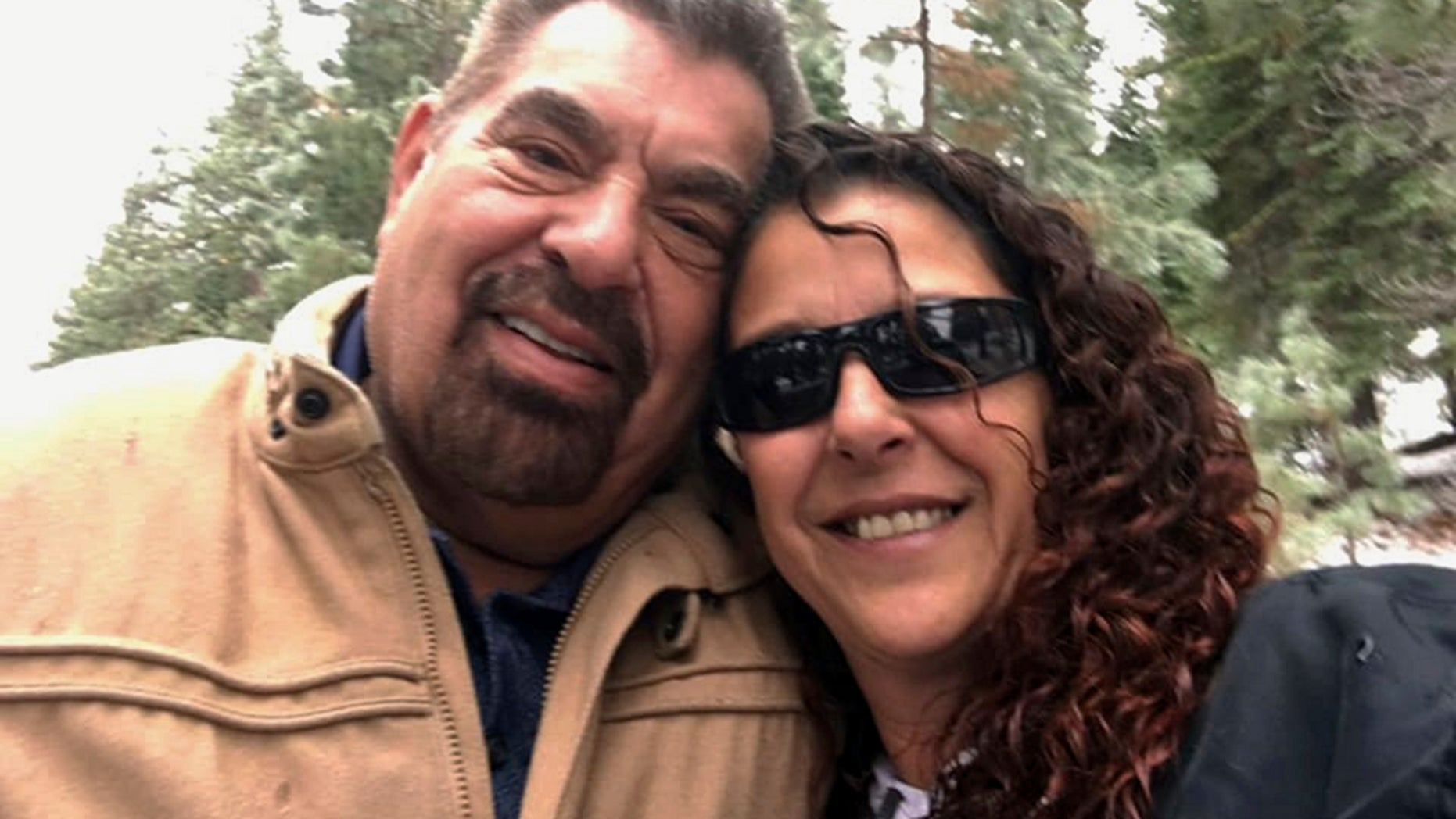 FILE: Antonio Pastini, left, who had also gone by Jordan Isaacson and was known for years as Ike, was killed while piloting a small plane that crashed into a house in Yorba Linda, Calif. (Julia Ackley via AP)