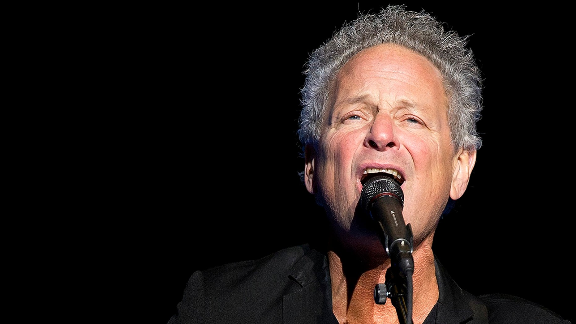 Lindsey Buckingham performs at the Wilbur Theatre in Boston, Wednesday, Dec. 5, 2018. (Invision via Associated Press)