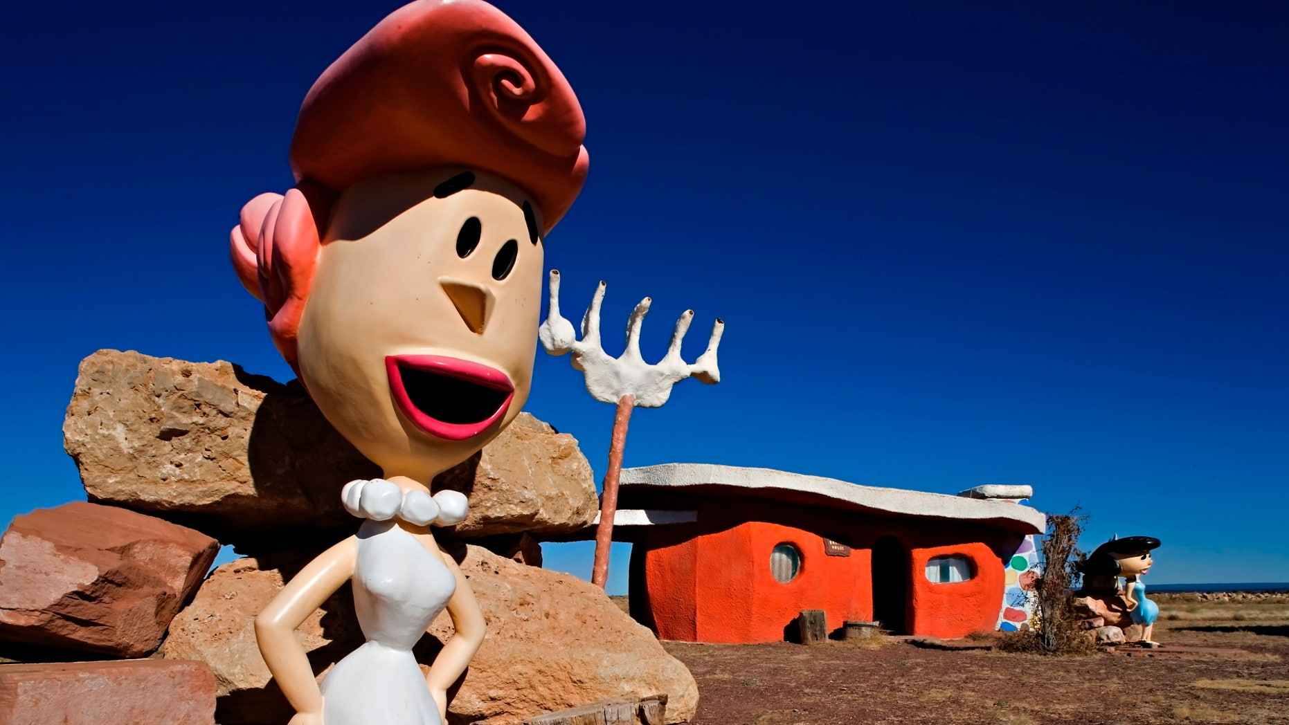 Flintstones Bedrock City, which featured a restaurant, RV center and gift shop, closed in late January after originally opening in 1972.