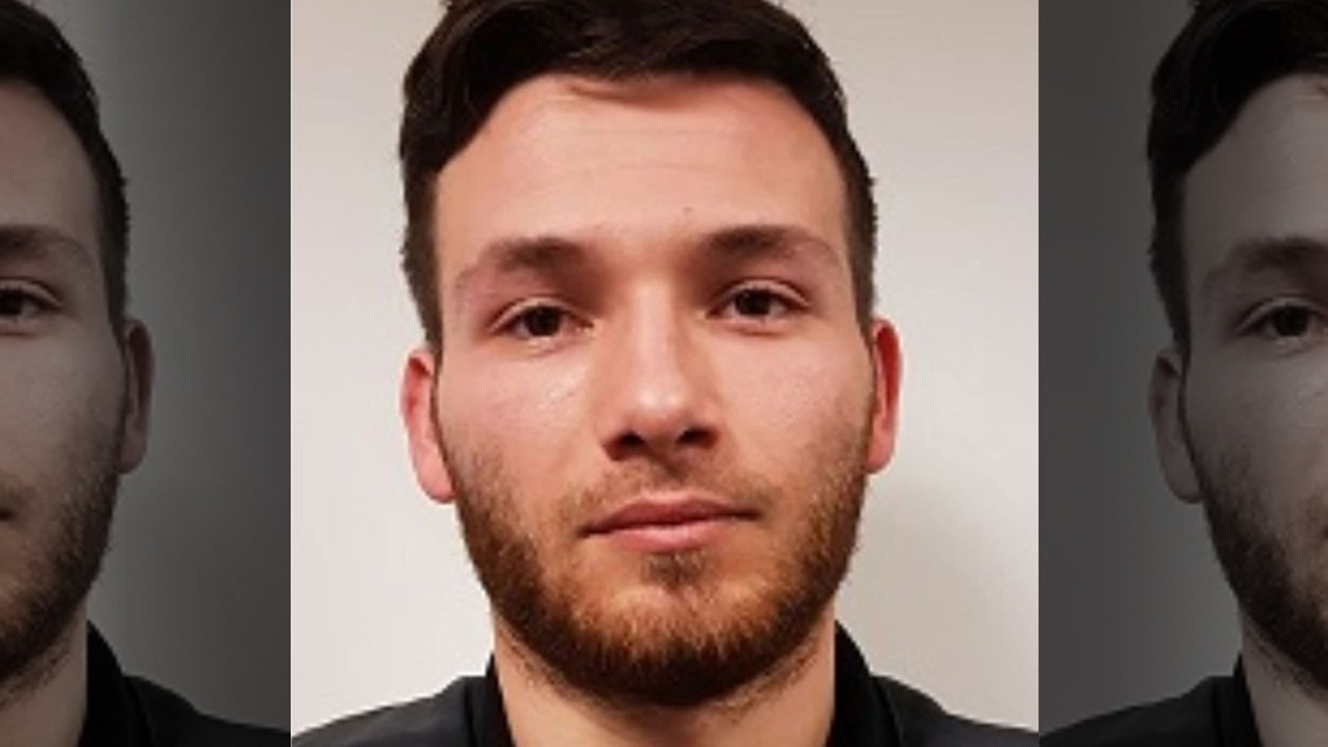 Adrien Derbez allegedly stole a van containing millions in cash.