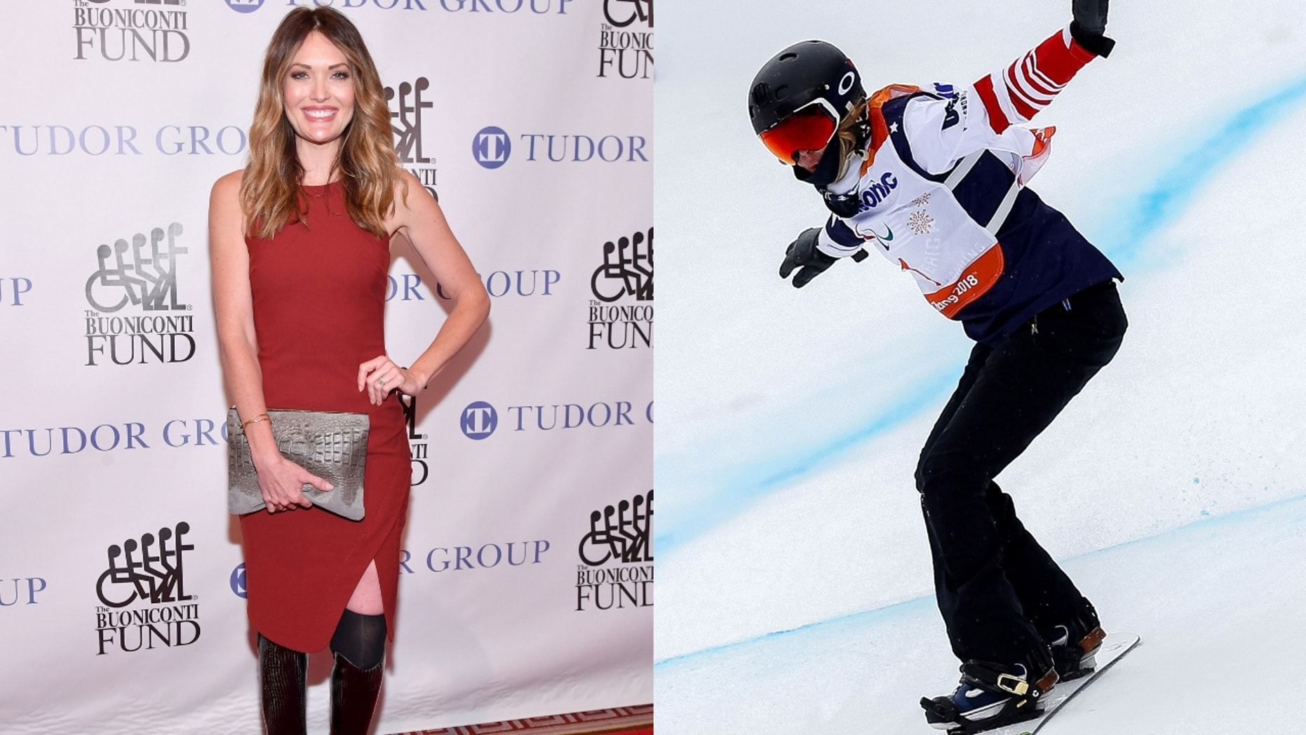 "Amy Purdy revealed she has to choose between keeping her leg or her donated kidney after developing a ""massive blood clot."""