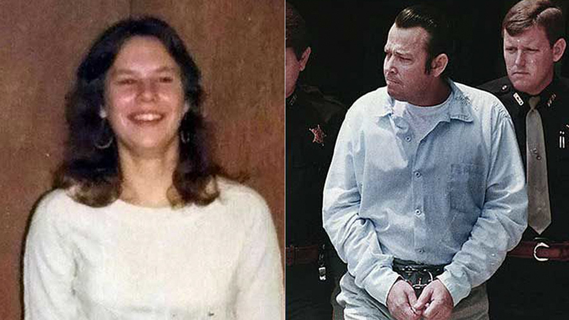 Twenty-year-old Anna Hlavka (l.) was slain in her Portland, Ore., apartment on July 24, 1979.Authorities said Thursday her killer, Jerry McFadden, was identified after DNA from the crime scene was submitted to GedMatch for genealogical analysis.
