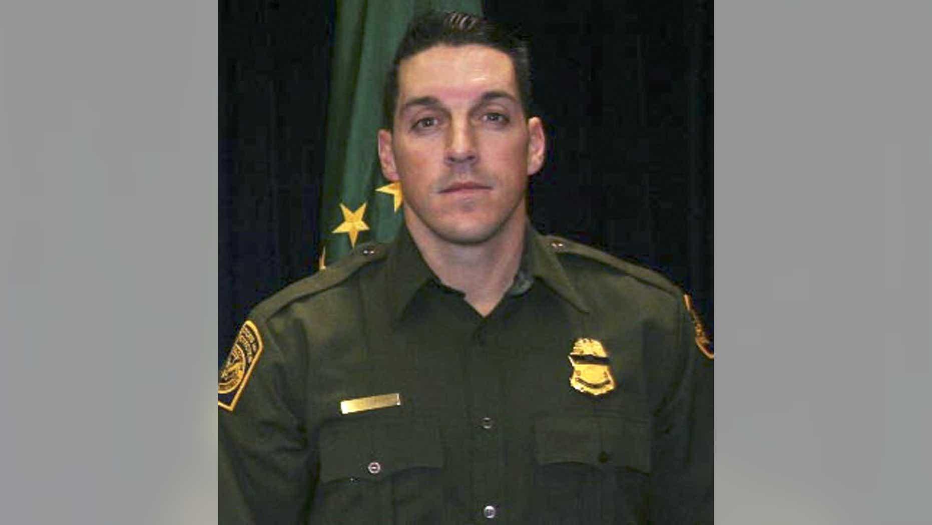 U.S. Border Patrol agent Brian A. Terry