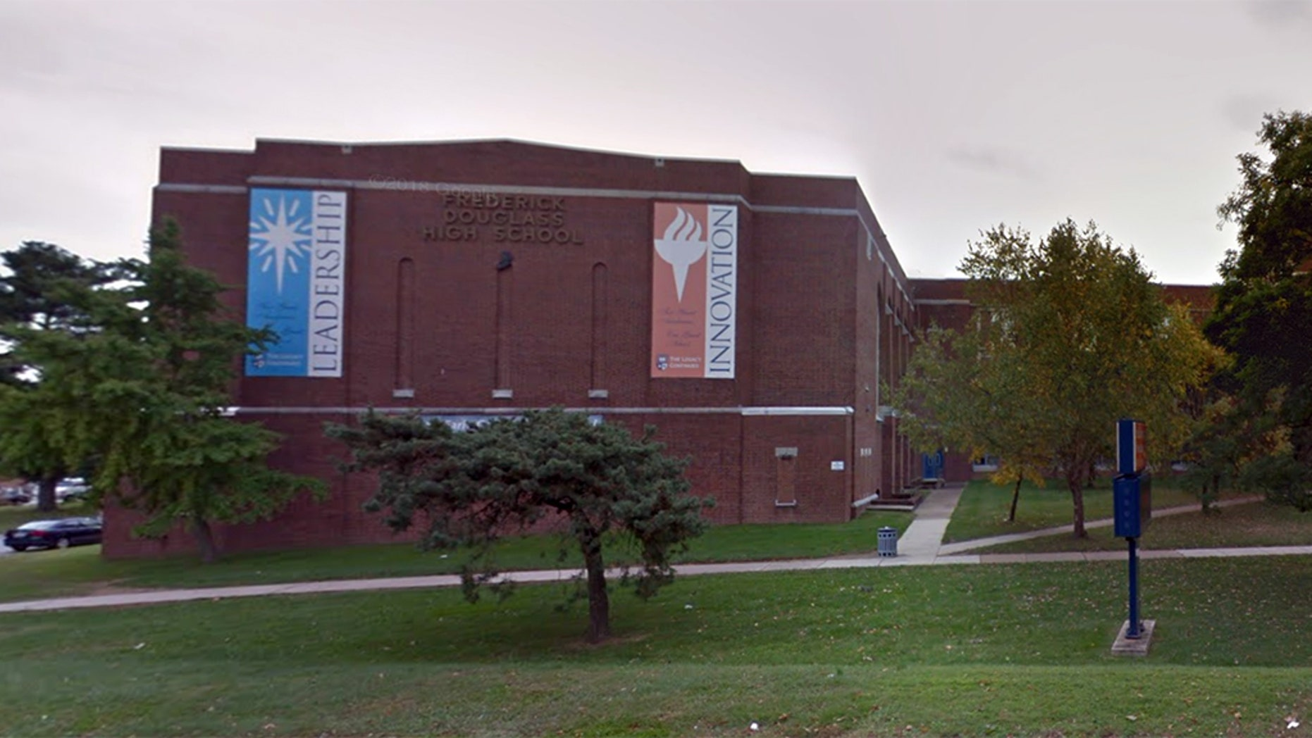 Shots Fired At Frederick Douglass High School