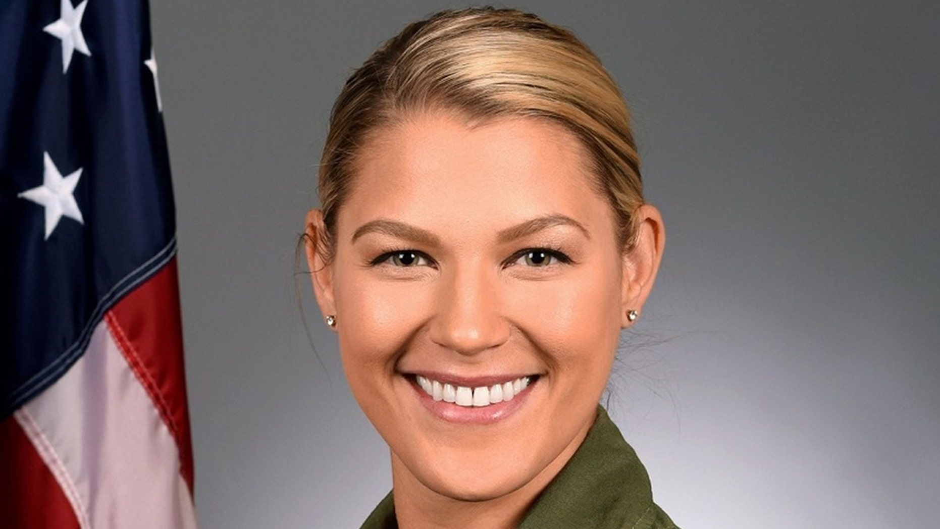 Capt. Zoe Kotnik was removed from her position after two weeks, said Col. Derek O'Malley, the 20th Fighter Wing commander.