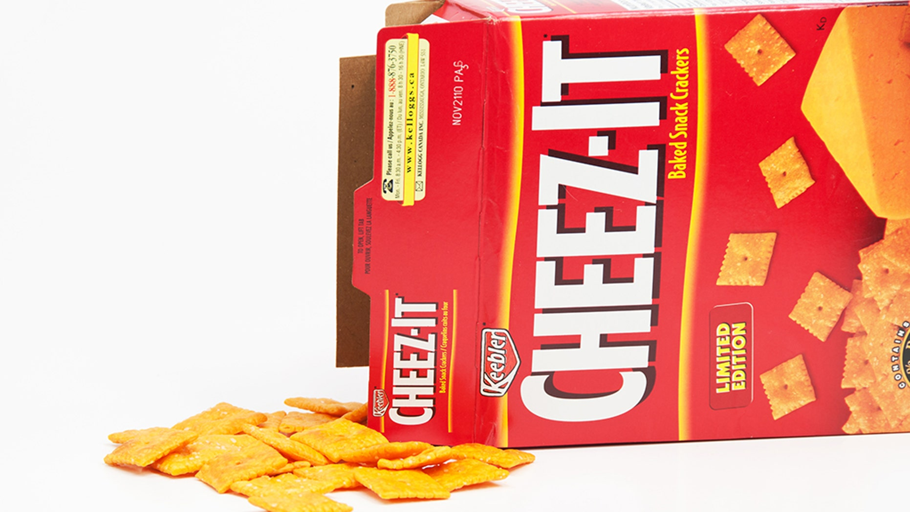 A man in Georgia who reportedly got into a fight with his family over Cheez-Its allegedly lit a house on fire and locked his family inside.