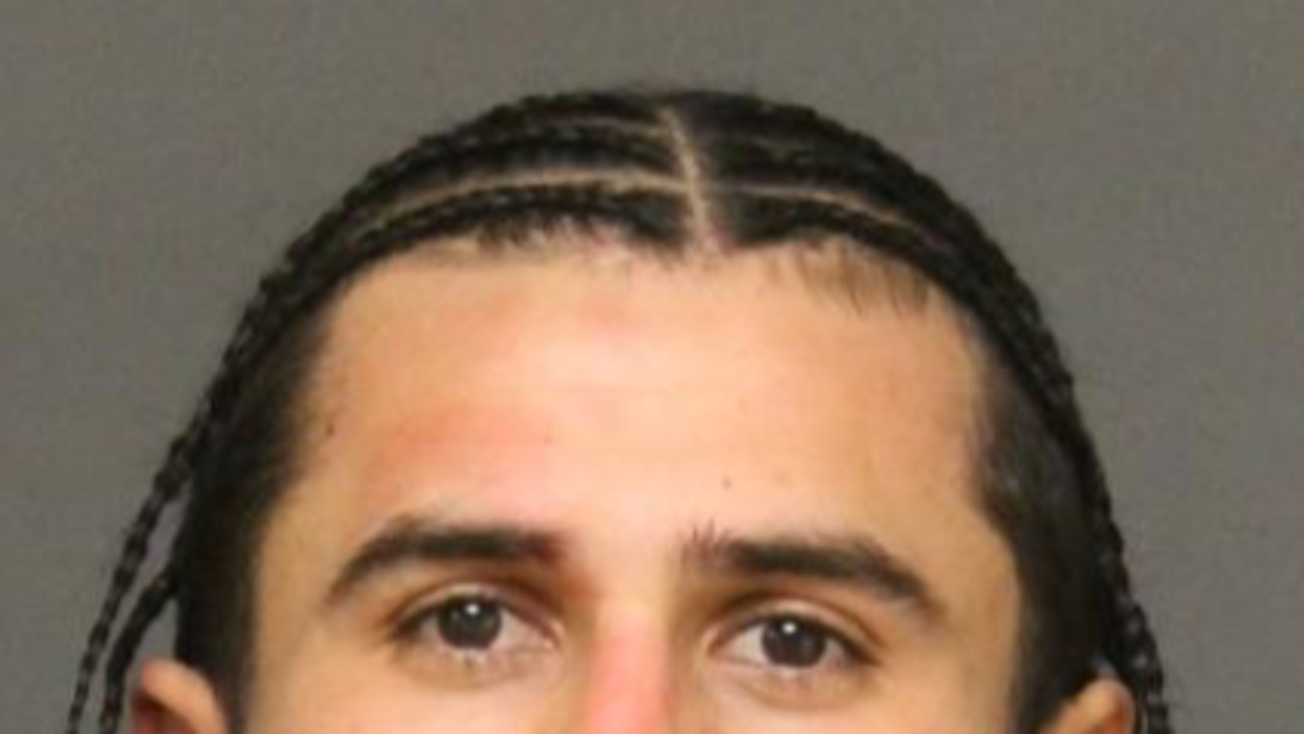 Christopher Solis, 22, was arrested on a charge of felony DUI drugs.