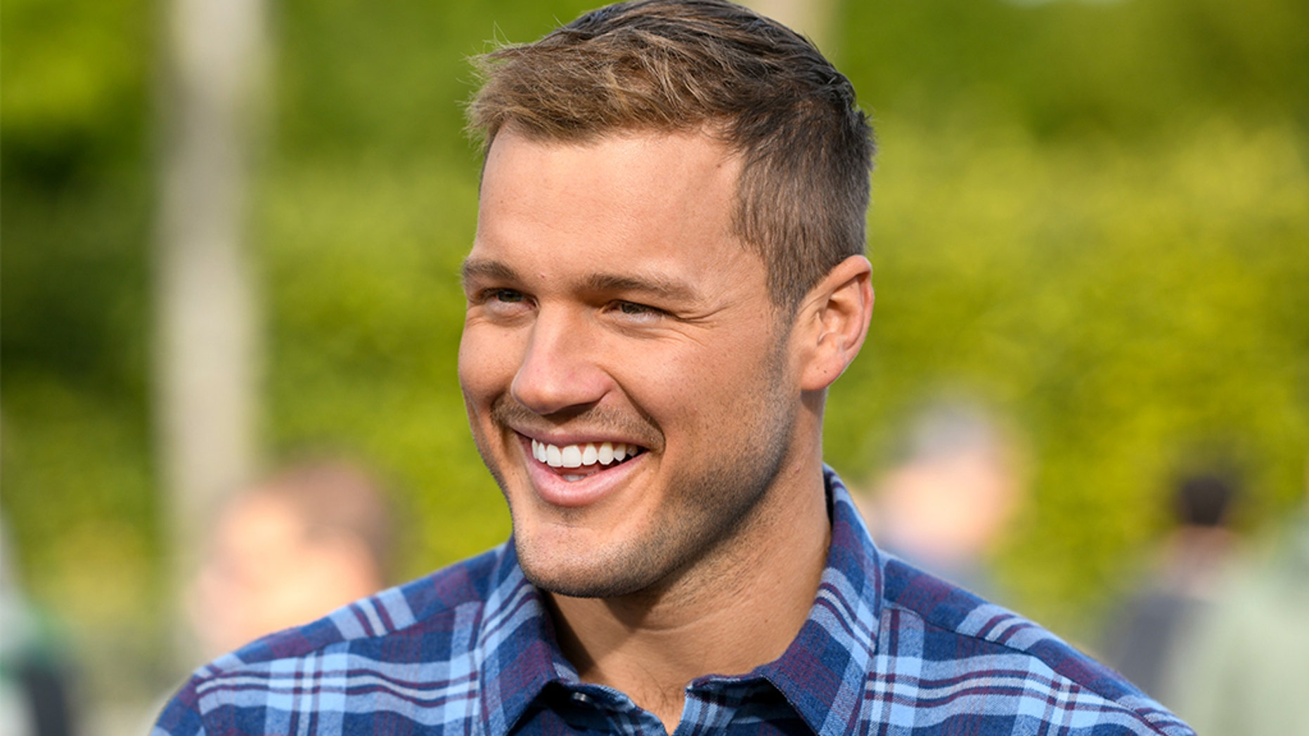 """Colton Underwood, the current star of ABC's """"The Bachelor,"""" claims he was groped at a recent charity event. (Photo by Noel Vasquez/Getty Images"""