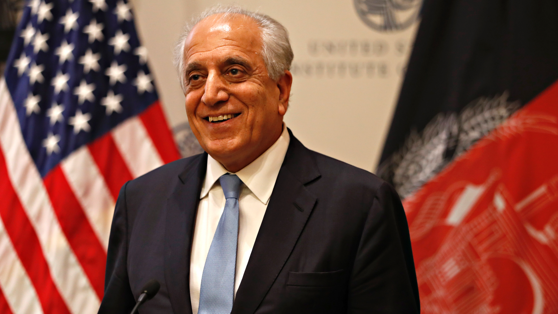 USA  envoy heads 6-nation tour for 'intra-Afghan' talks
