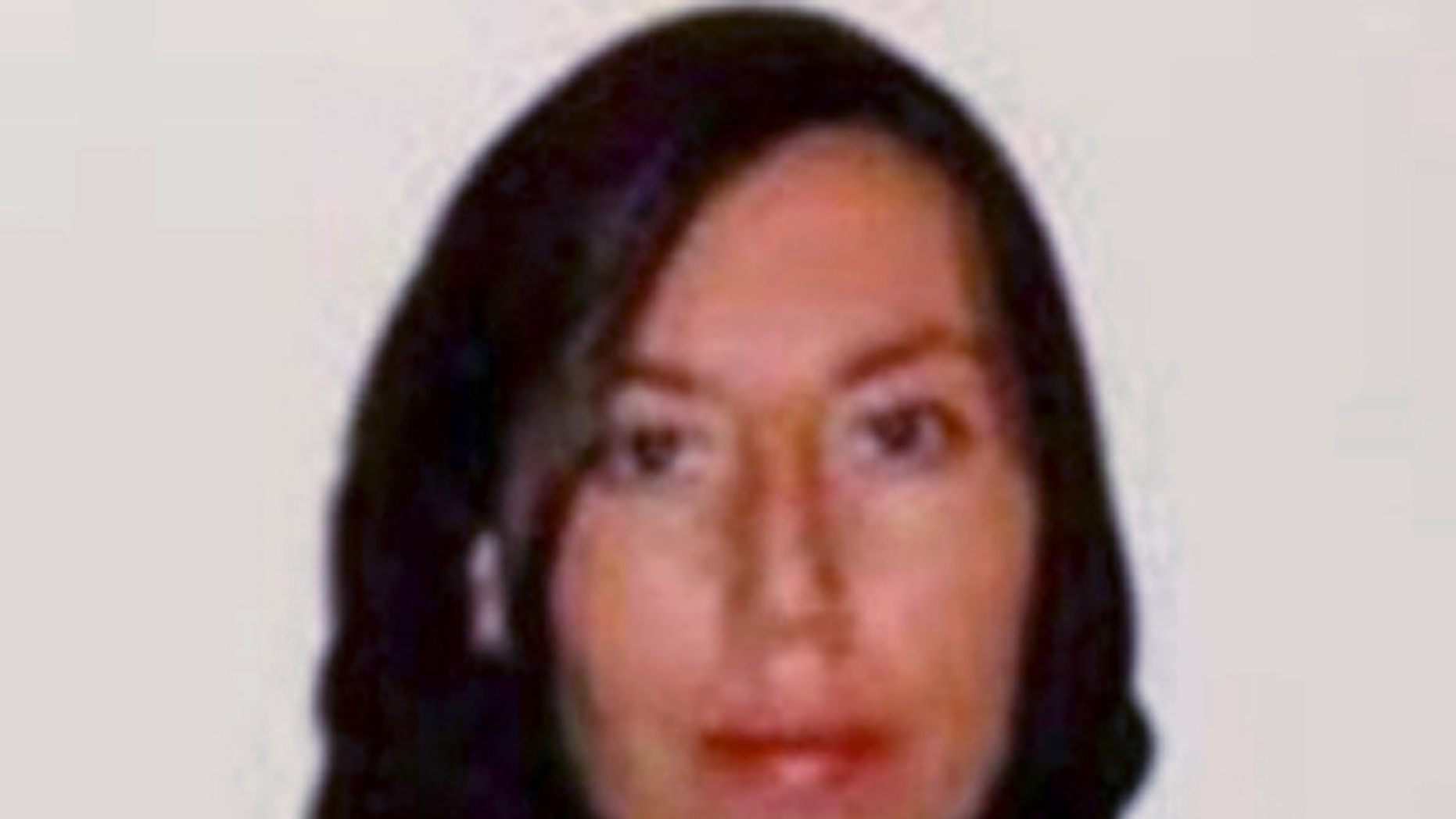 This 2013 photo released by the Department of Justice shows Monica Elfriede Witt.  The Justice Department on Wednesday announced an indictment against Monica Elfriede Witt, who defected to Iran in 2013 and is currently at-large. (Department of Justice via AP)