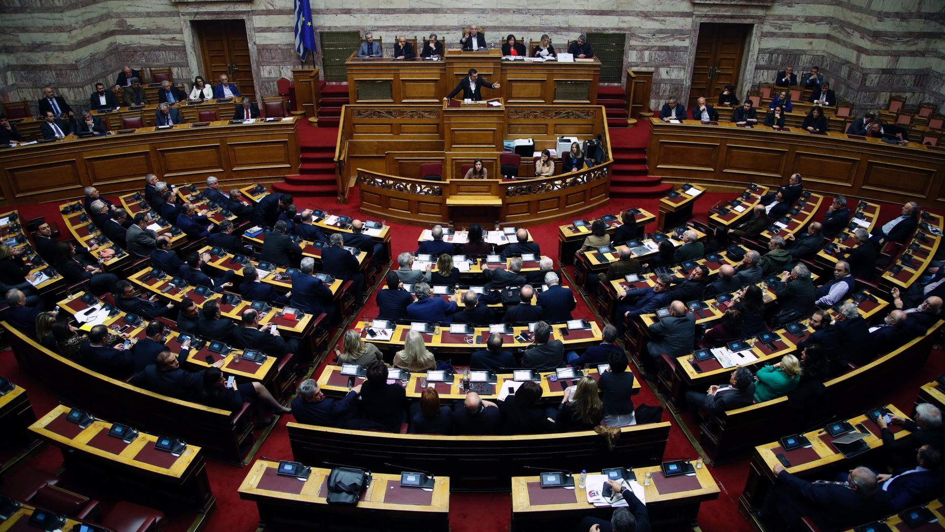 Greek parliament approves Macedonia's North Atlantic Treaty Organisation  accession