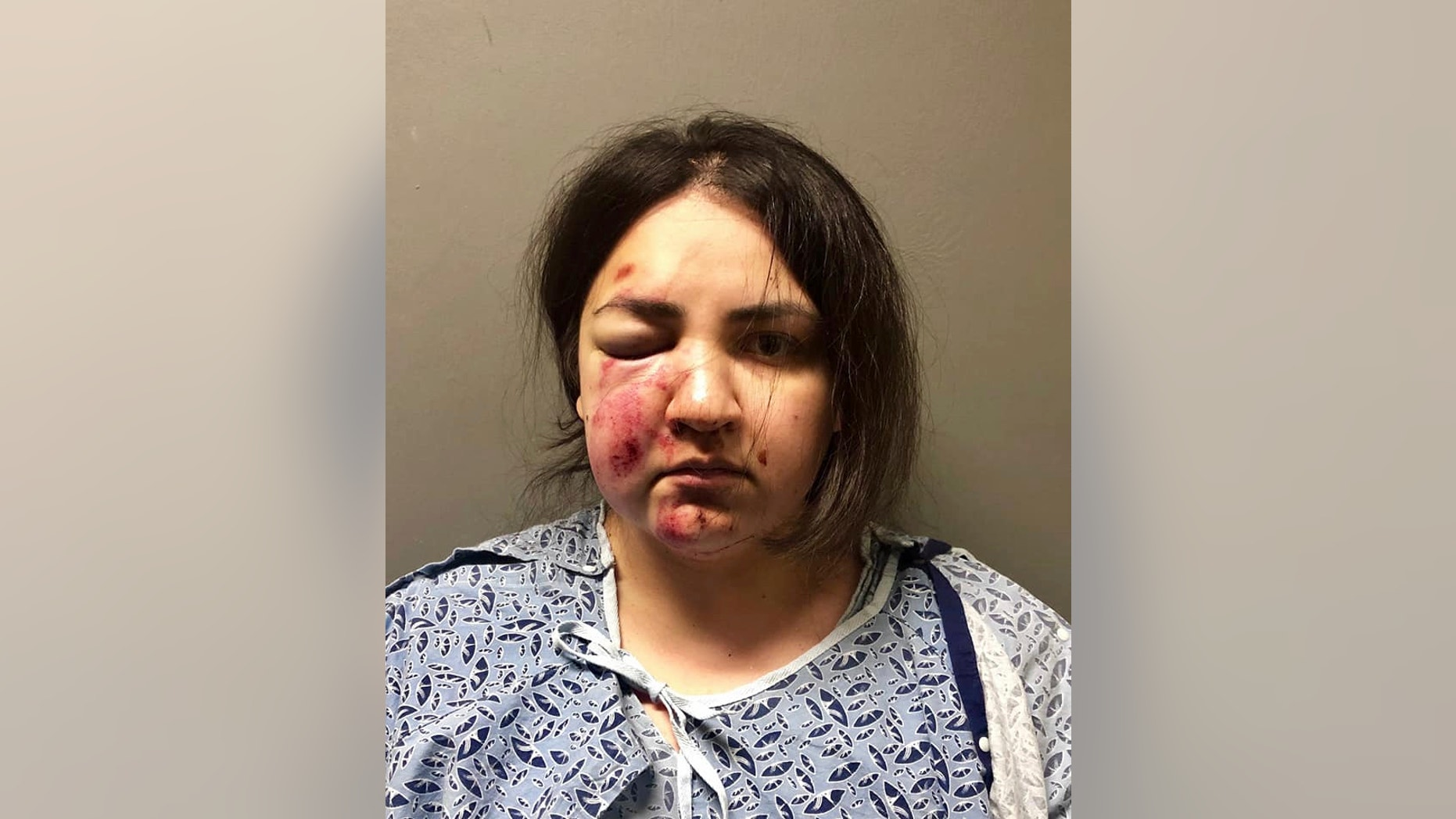 This undated photo provided by theUpland Police Department shows Tierra Ortega who has been booked for investigation of homicide, attempted homicide and child abuse resulting in death. The Southern California mother has been jailed in the death of her infant daughter and injuries suffered by her young son when he was allegedly dropped from a second-floor landing at her apartment building. (Upland Police Department via AP)