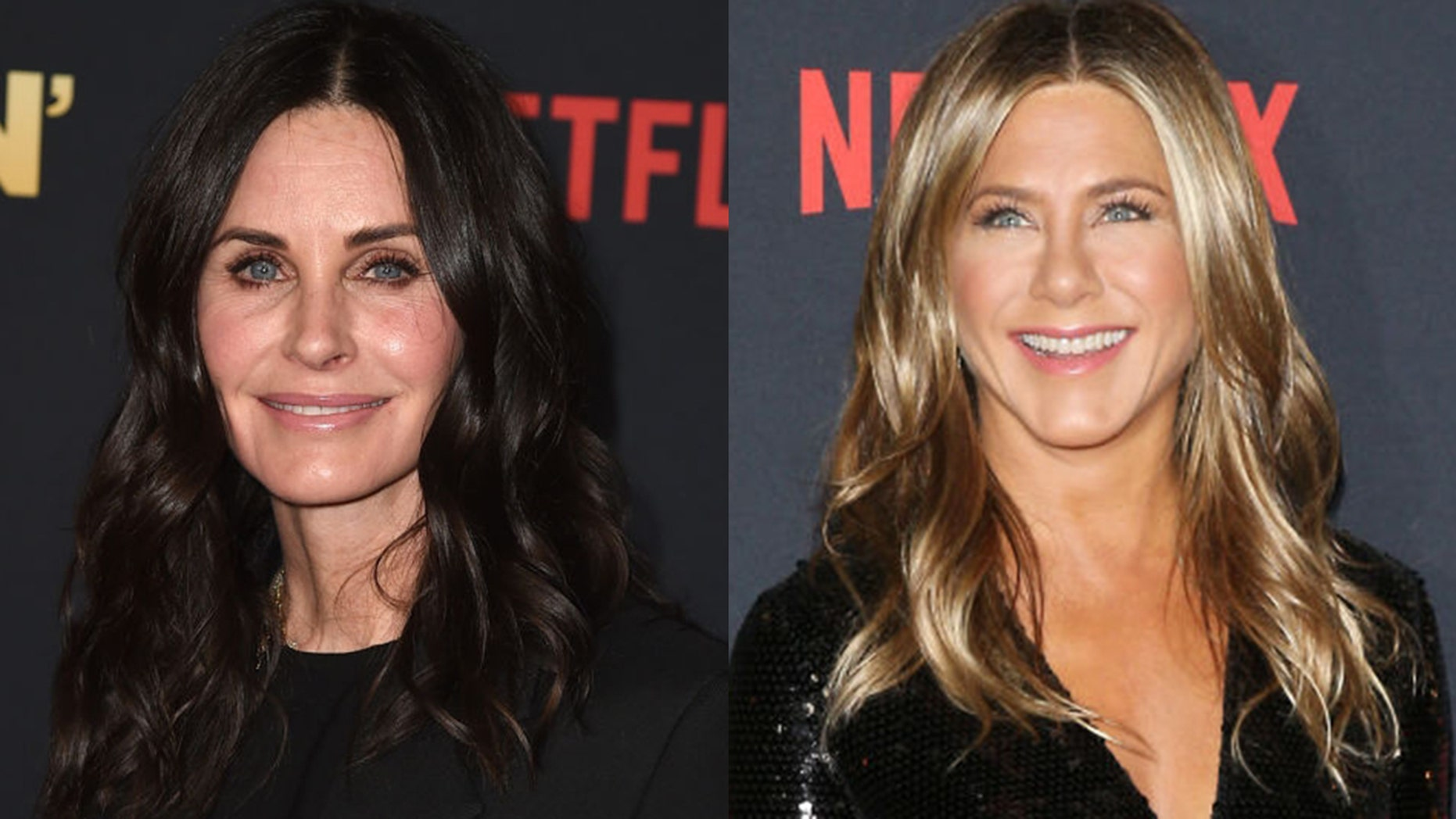 A private jet carrying Jennifer Aniston and Courteney Cox was forced to make an emergency landing last Friday.