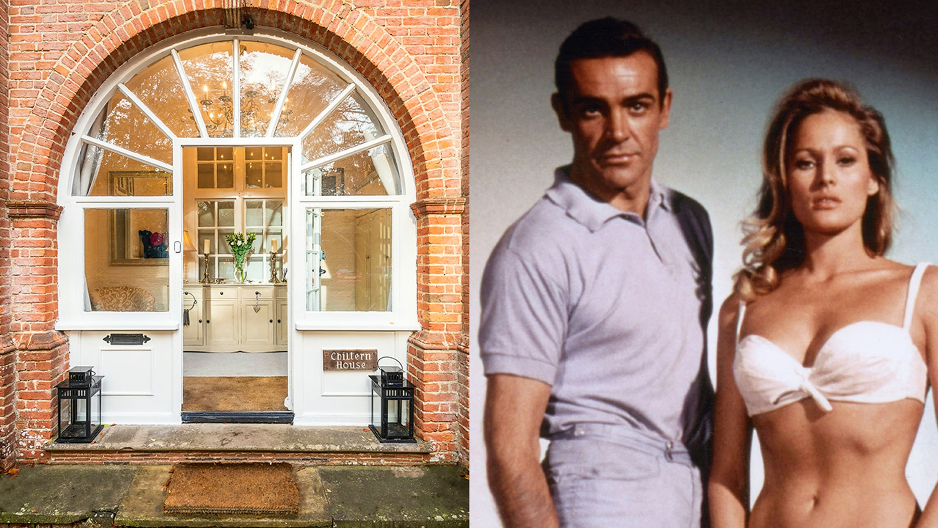 Home that inspired James Bond creator Ian Fleming hits market for