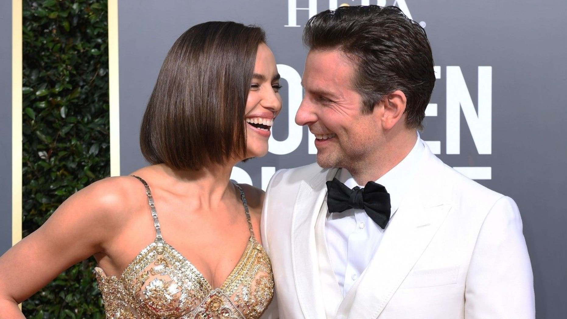 Irina Shayk revealed the reason why she doesn't talk about her relationship with Bradley Cooper.
