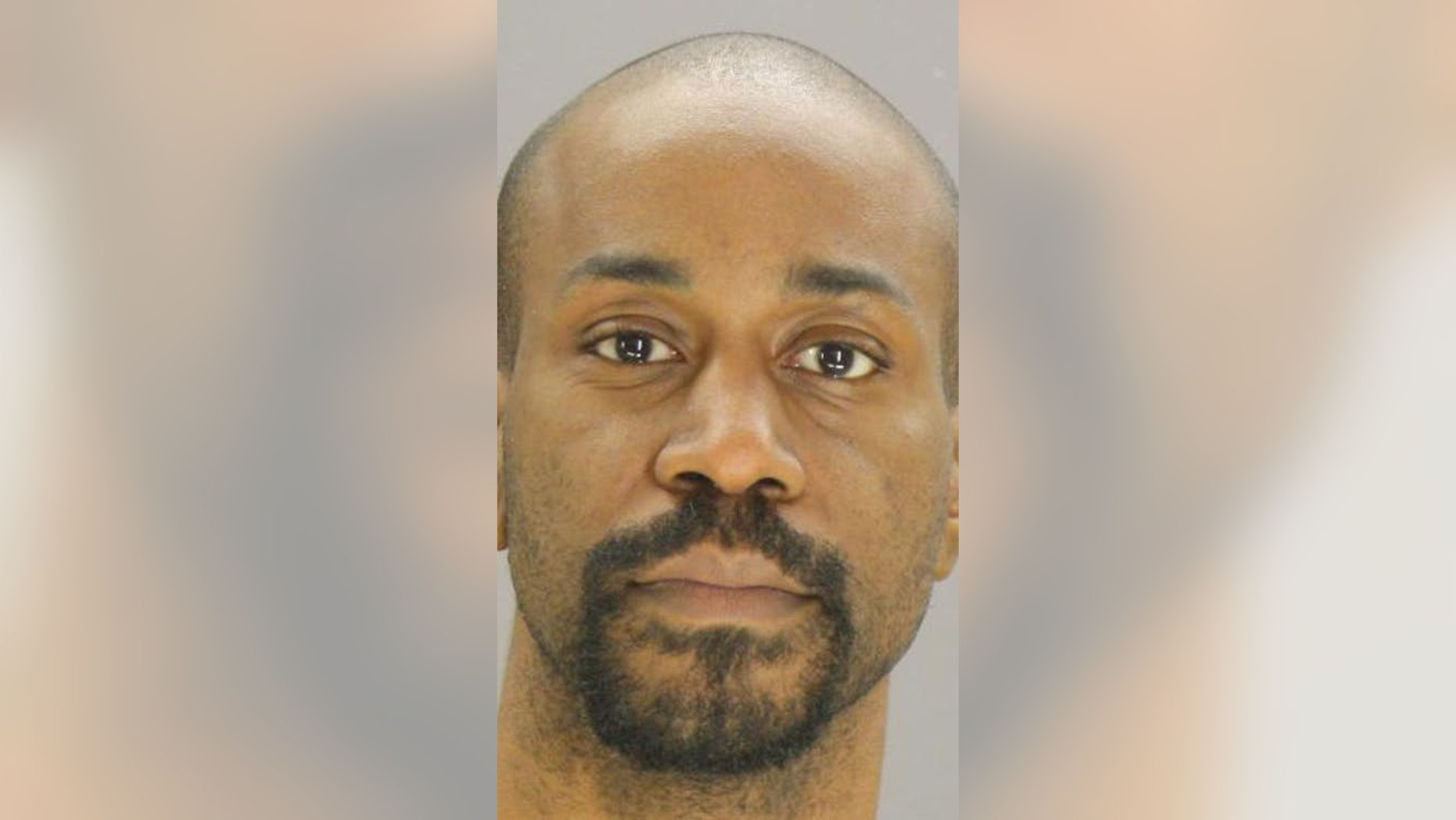 Eric Gerard McGinnis, 43, has beensentenced to eight years in prison on Wednesday after being found with a gun, partially made from a 3-D printer, and a hit list of U.S. lawmakers in a backpack