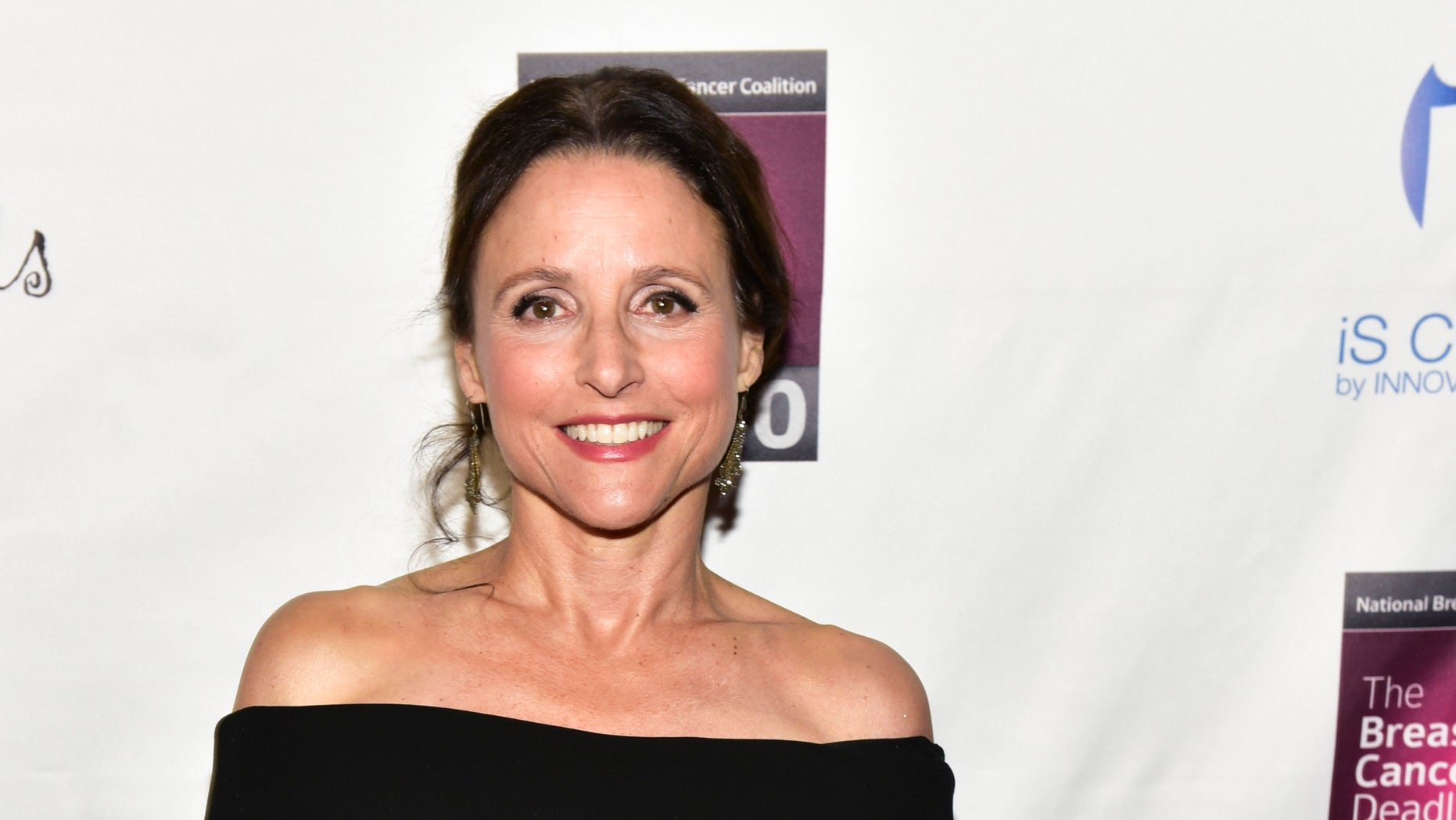 "Julia Louis-Dreyfus called President Trump a ""pretend president"" and said she wasn't ""a fan"" during the HBO portion of the Television Critics Association Winter Press Tour in Los Angeles on Friday."