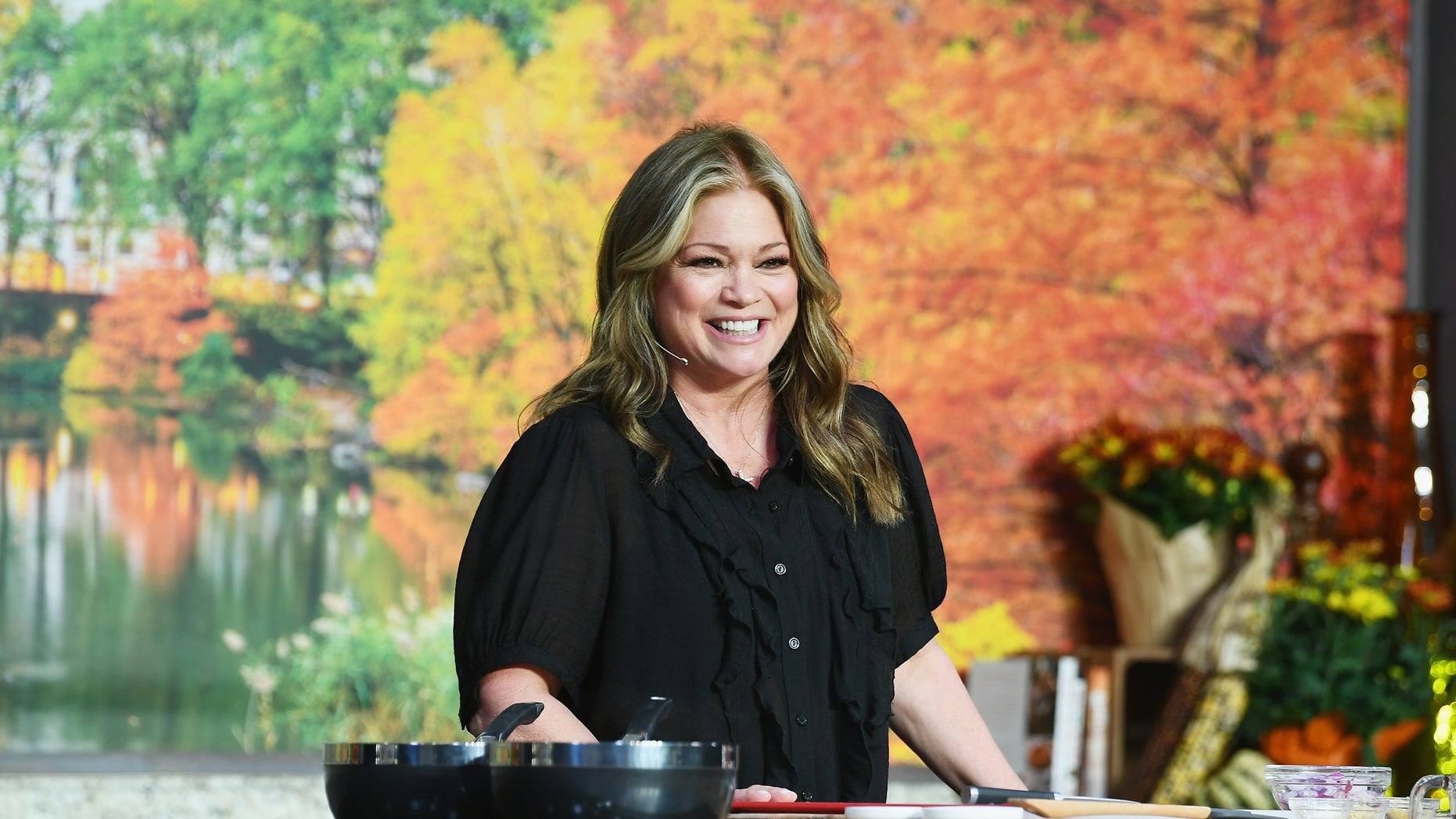 """Actress Valerie Bertinelli is still mad about the cancellation of """"Hot in Cleveland."""""""