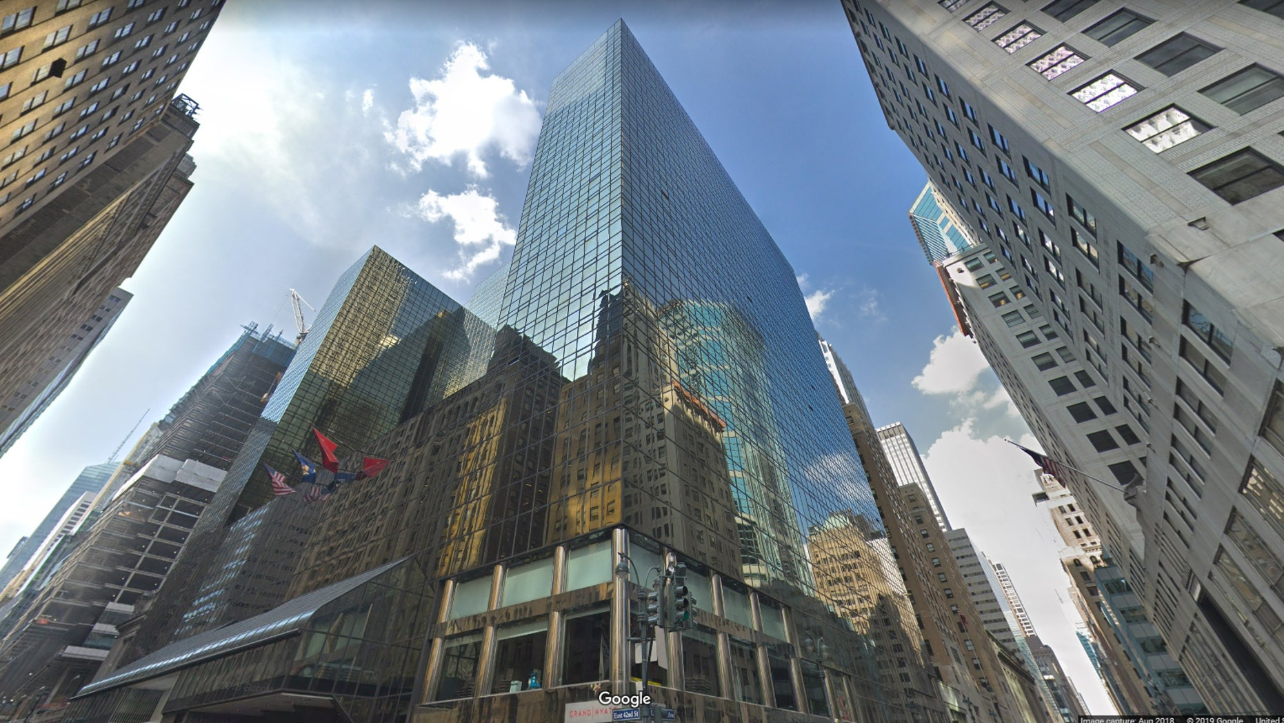 The glass-sheathed tower is being bought out by developers who plan to raze it and replace it with a 2-million-square-foot, mixed-use space.