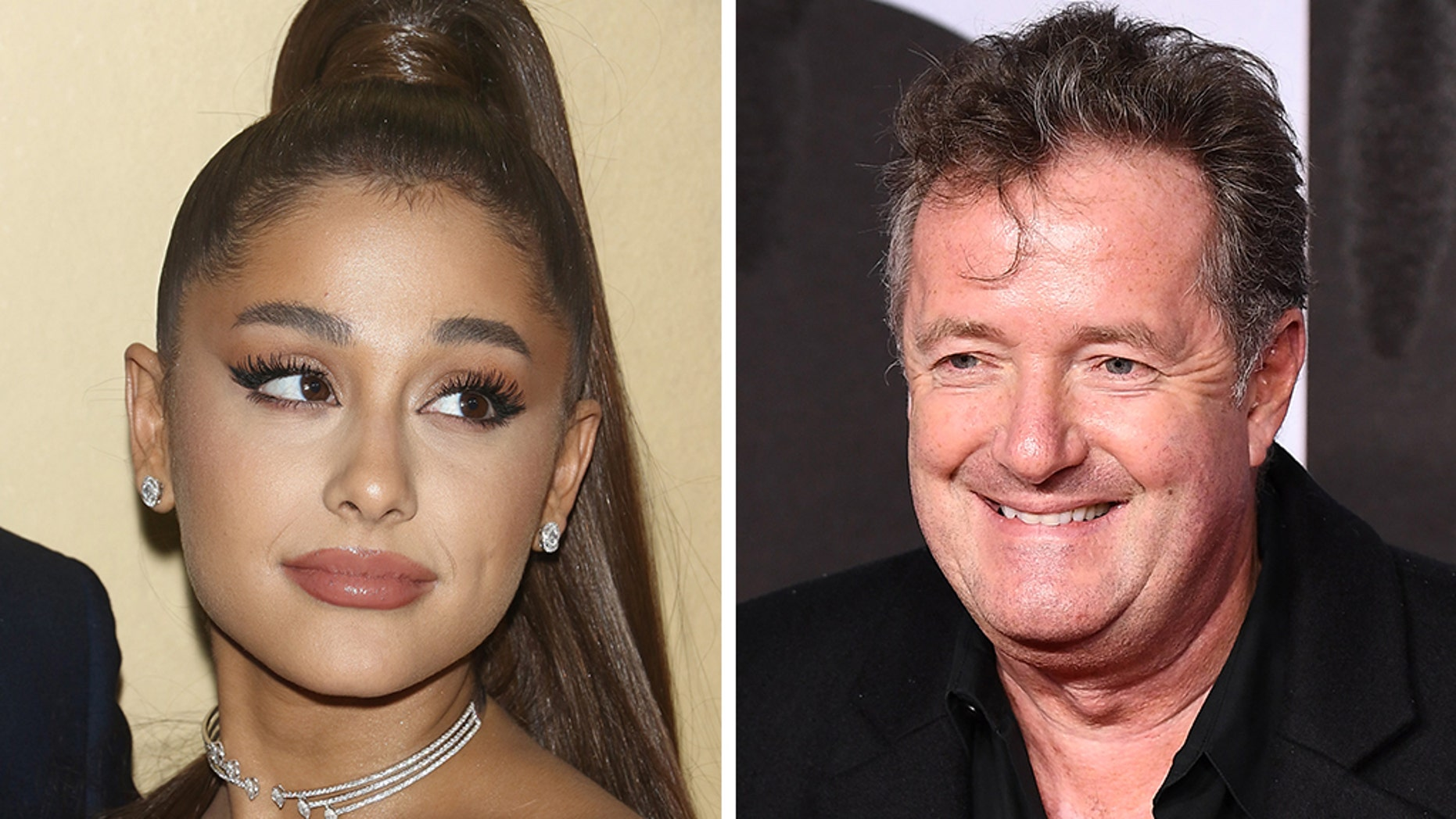 Ariana Grande & Piers Morgan End Their Feud - See Their Tweets