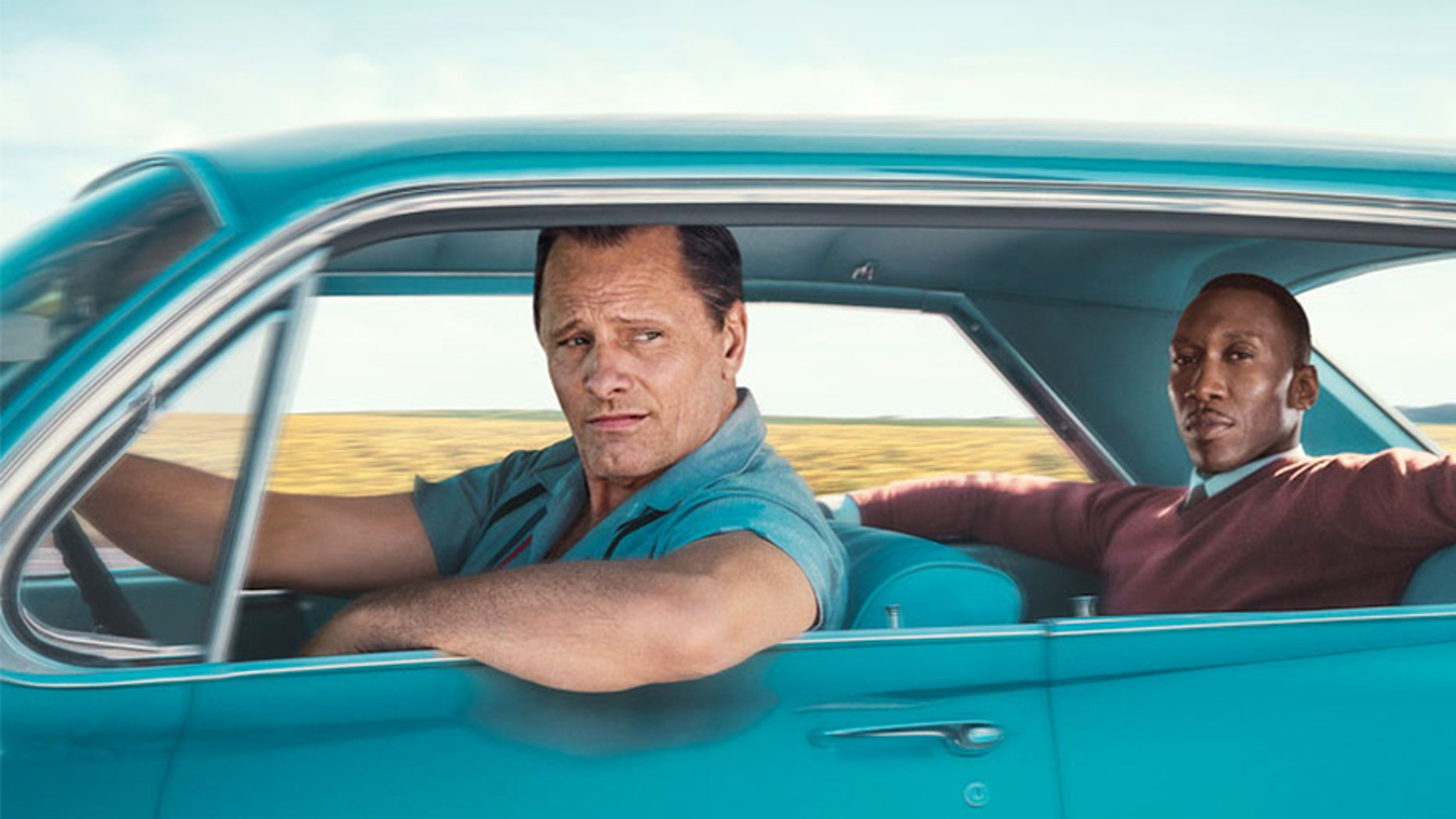 """Green Book,"" which stars Viggo Mortensen (left) and Mahershala Ali has sparked controversy since winning several Oscars."