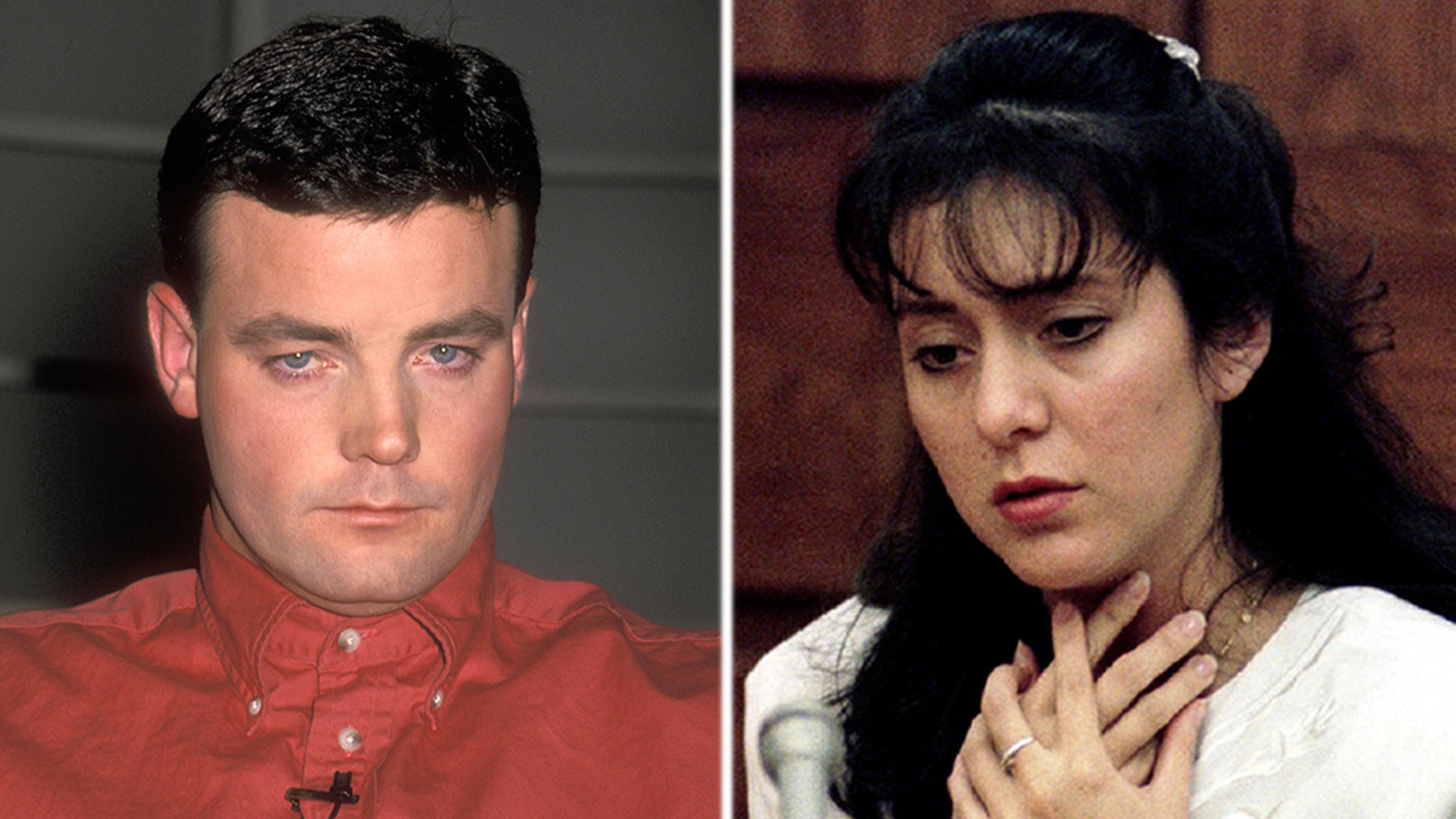 "Former spouses John Wayne and Lorena Bobbitt participated in the new Amazon Studios docuseries ""Lorena."" — Getty/Reuters"