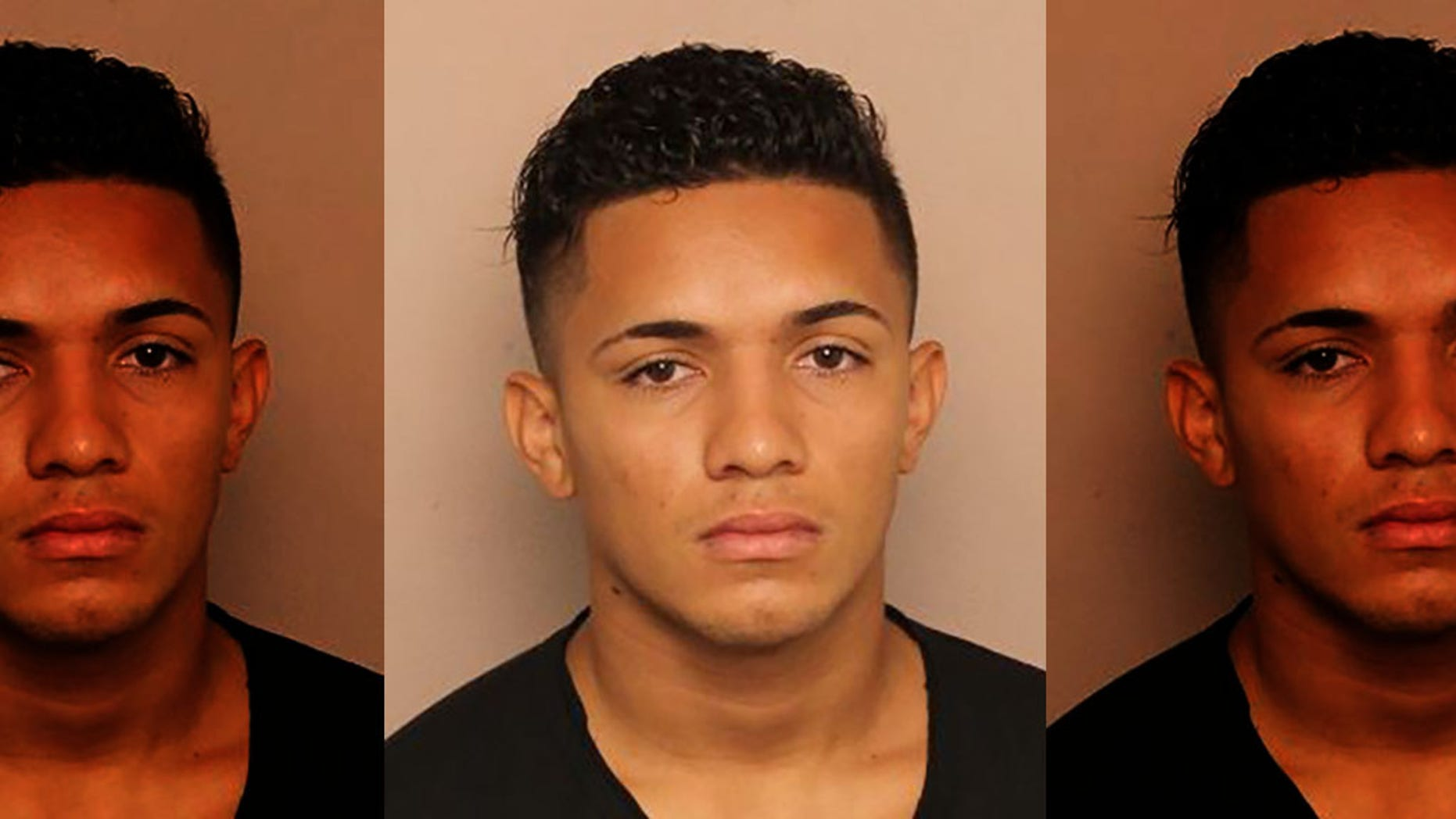 Police say Jordan Ponce was involved in Monday night's attempted robbery.