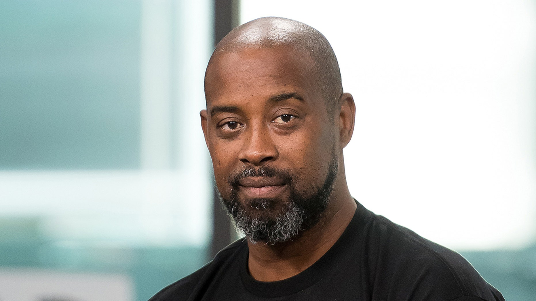 NEW YORK, NY - MAY 04: Kenny Anderson visits Build Studios to discuss