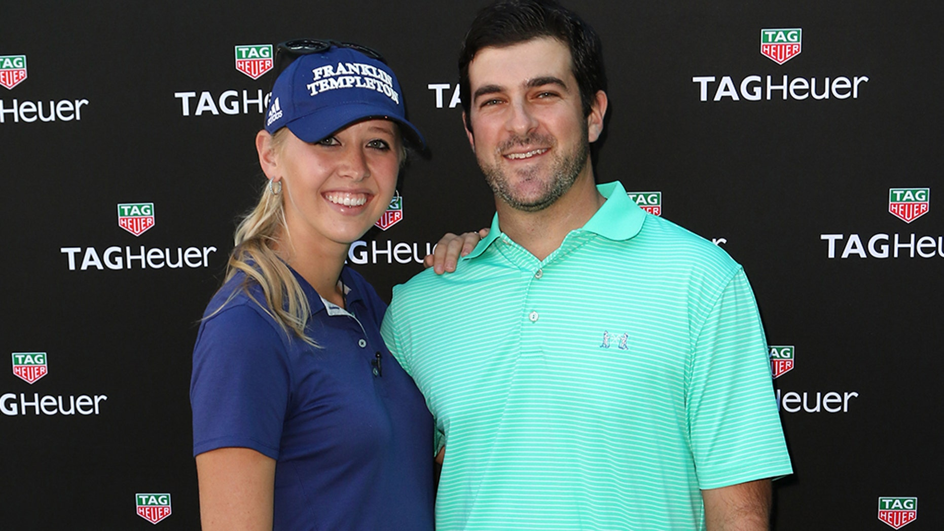 LPGA star Jessica Korda's boyfriend, former pro golfer Johnny DelPrete, is the latest name to be caught in the Florida prostitution solicitation scandal that has ensnared New England Patriots owner Robert Kraft, according to reports. (Alexander Tamargo/Getty Images for Tag Heuer)