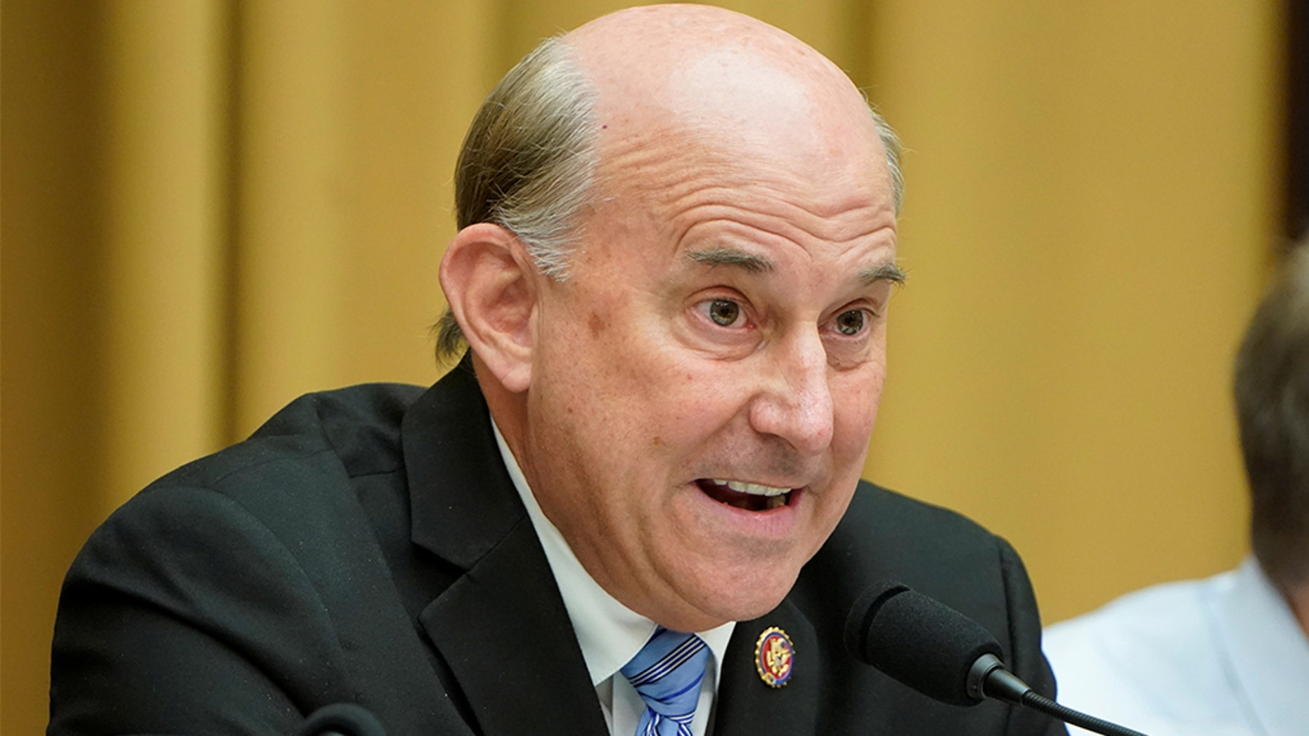 U.S. Rep. Louie Gohmert, R-Texas. REUTERS/Joshua Roberts