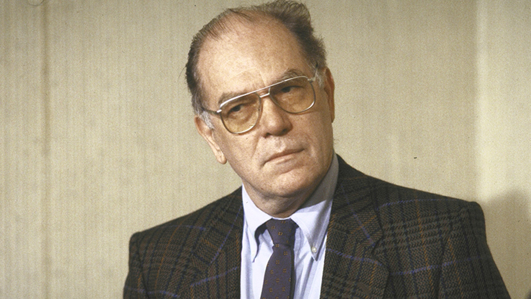 IMG LYNDON LaROUCHE, Anerican Politician and Activist