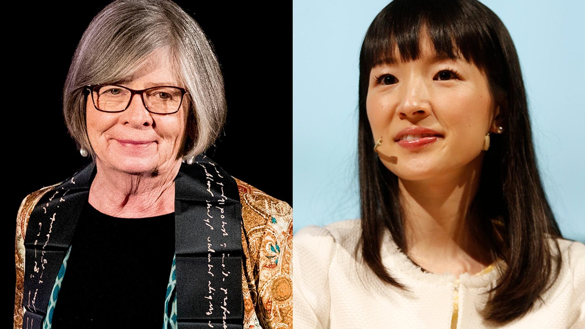 Barbara Ehrenreich has been accused of writing racist tweets against Netflix star Marie Kondo.