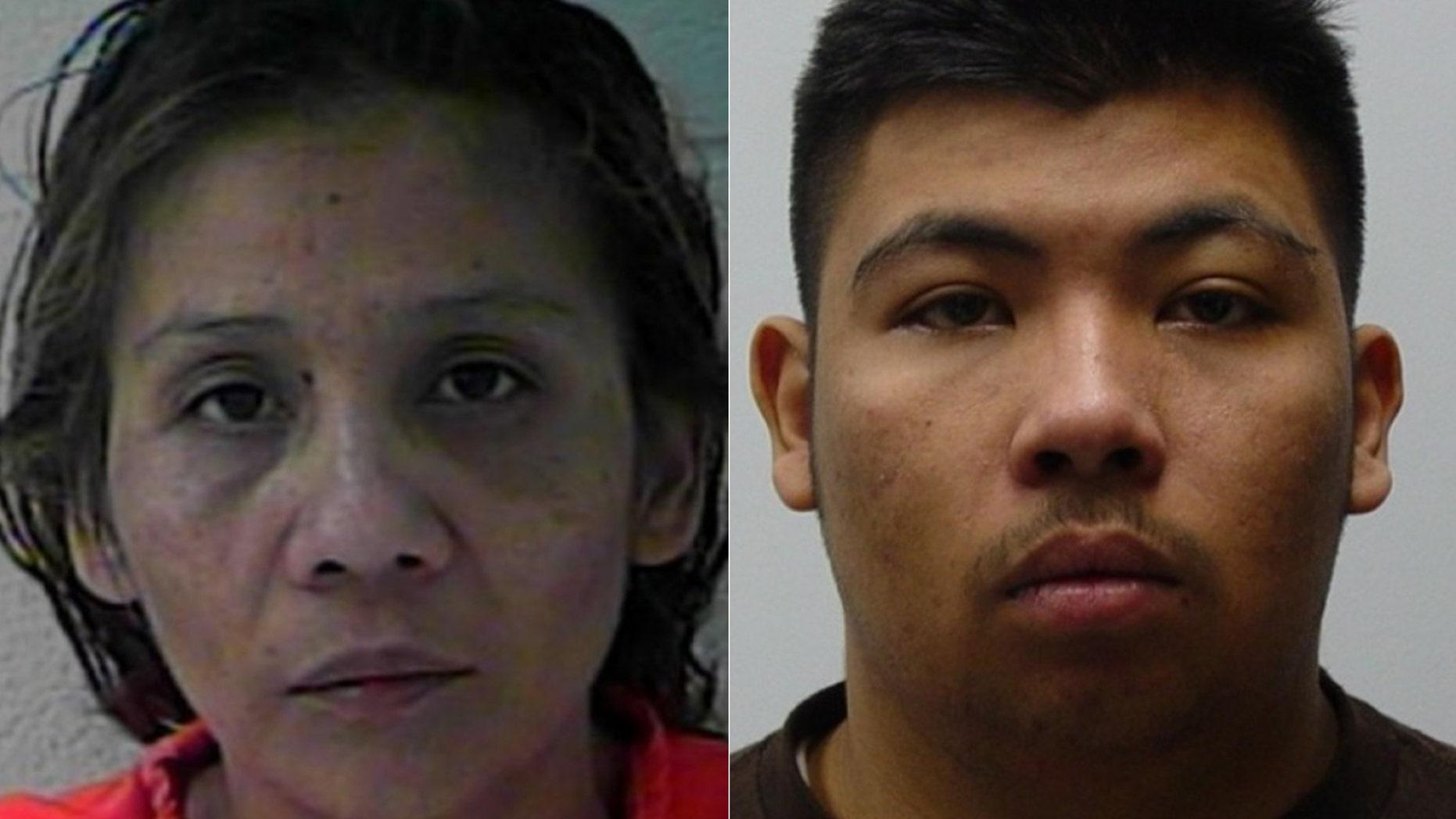 Celia Ruiz-Ocho ran a drug operation and passed the business to her son Sergio Ruiz.
