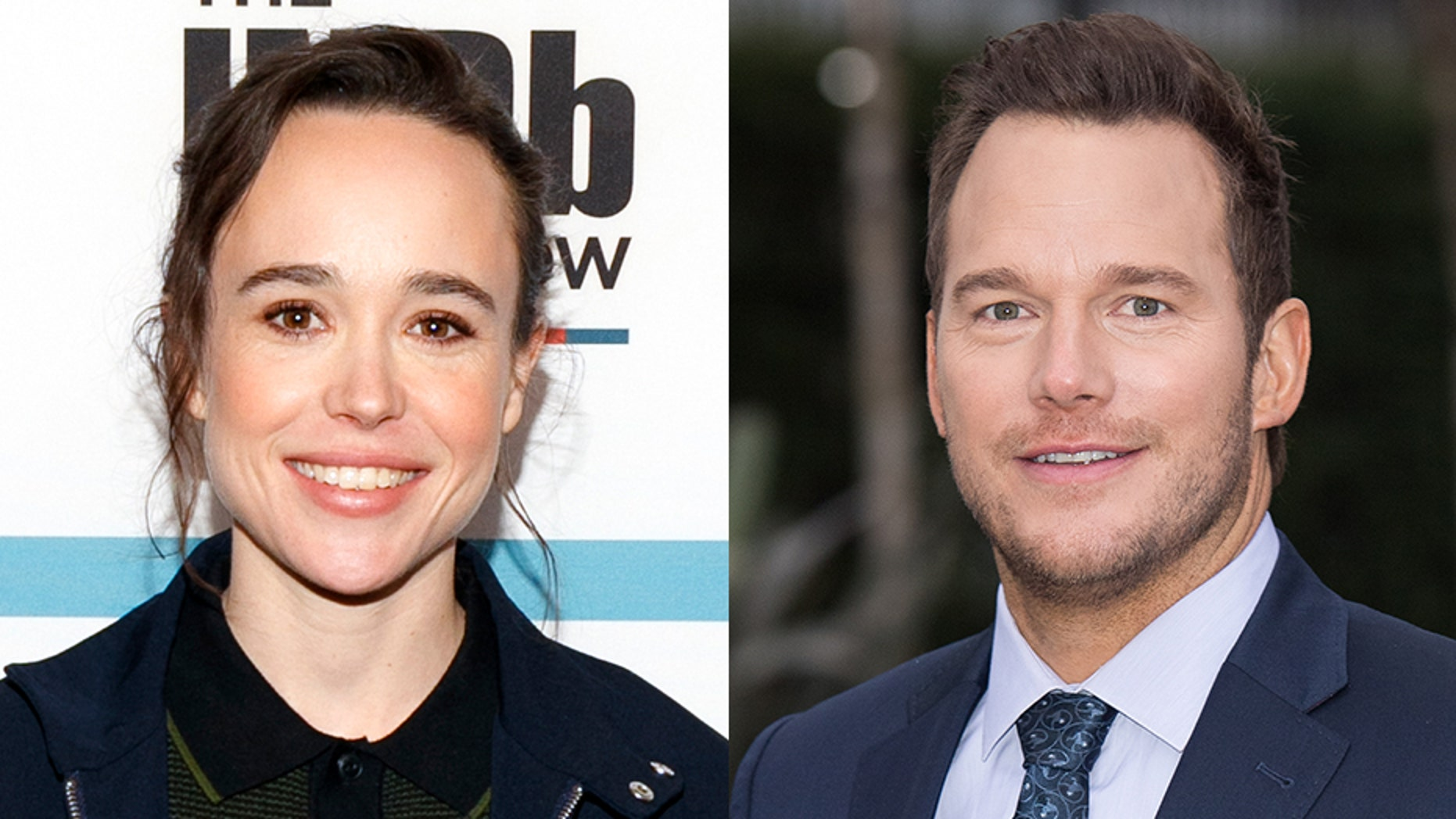 Ellen Page doubled her comments on Chris Pratt's visit to a church she said was