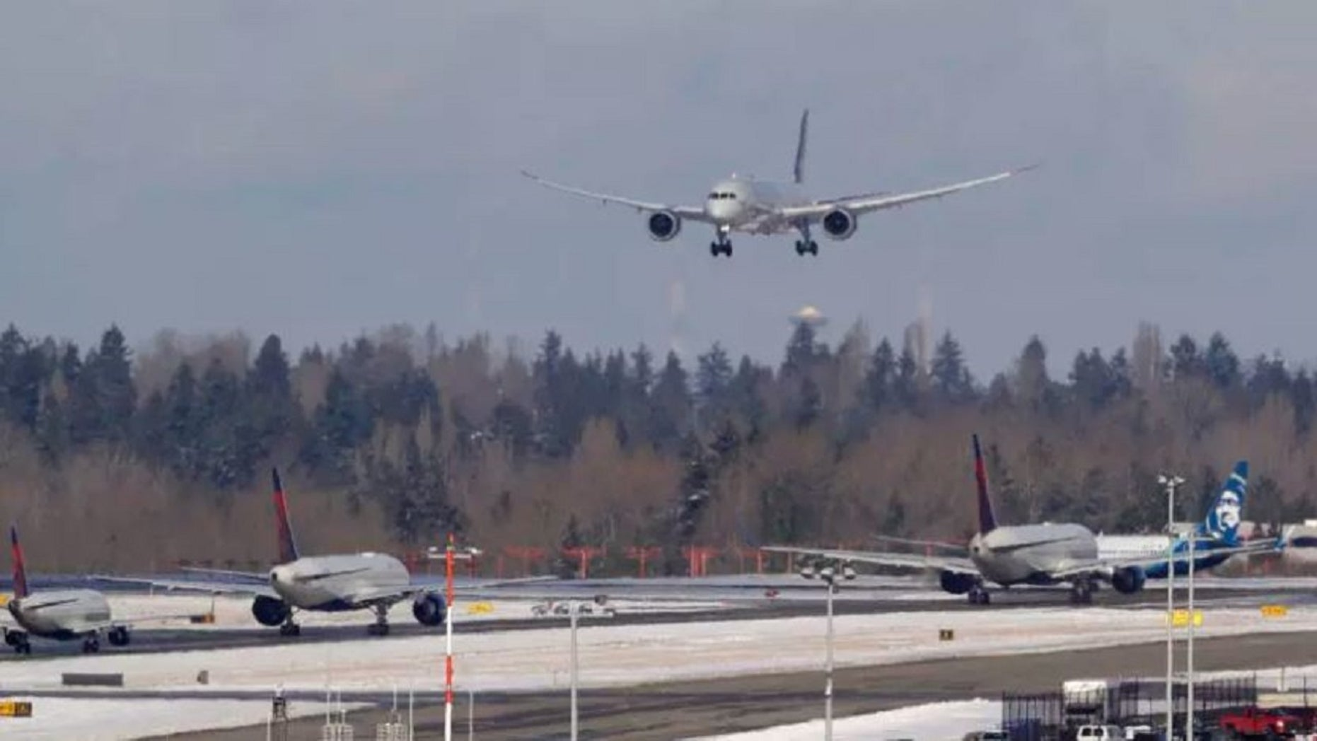 Jet stream helps flight reach 801 miles per hour