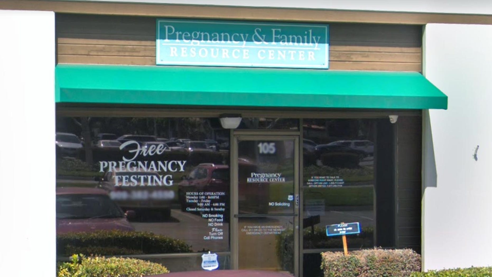 California was ordered to pay three pro-life centers, including Pregnancy & Family Resource Center, after a state law tried to force the centers to promote abortion.