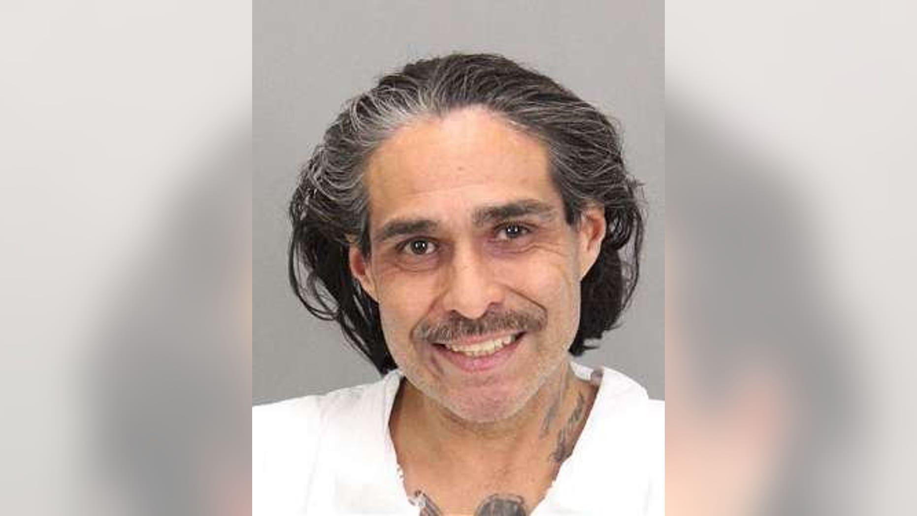 Robert Martinez, 47, was arrested on suspicion of murder.