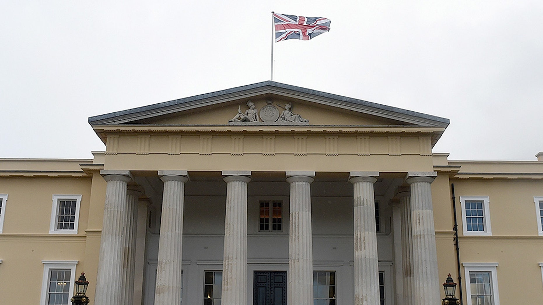 A female military cadet was found dead at the Royal Military Academy Sandhurst.