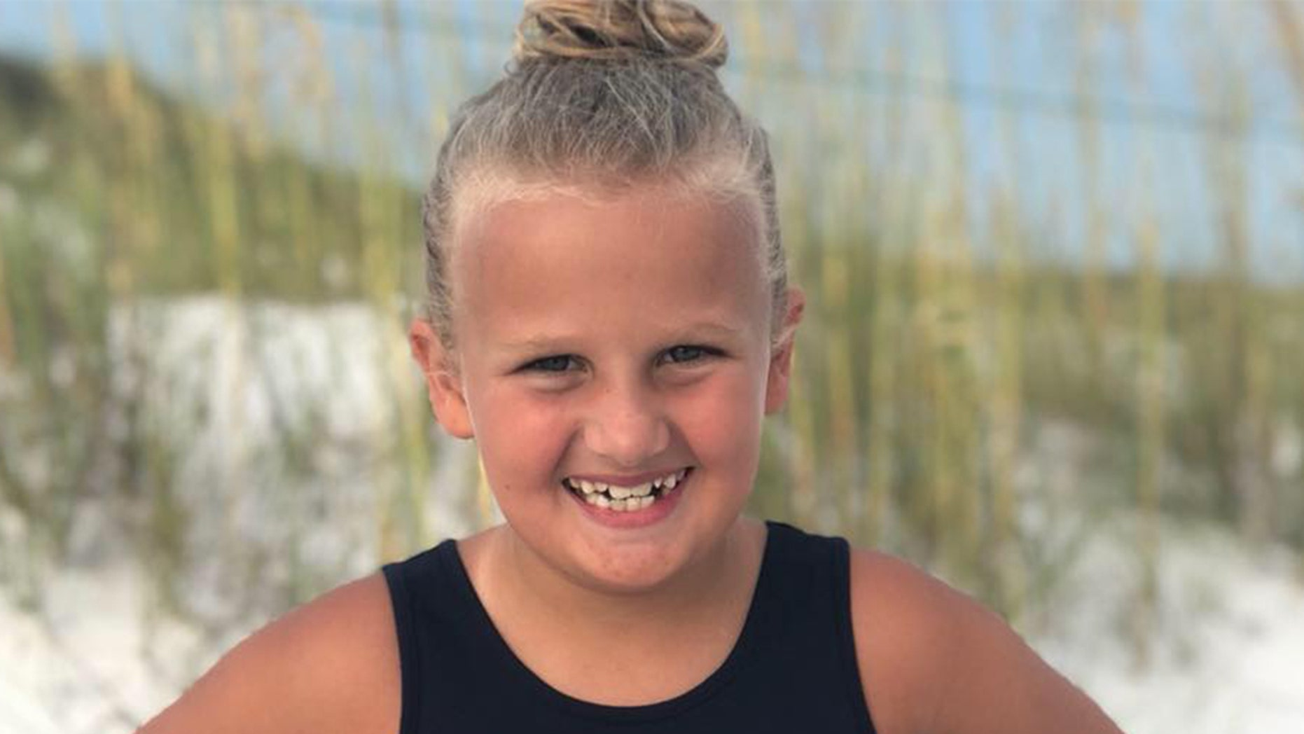 Sable Gibson, 10, died one day after diagnosing strep throat and influenza. (Facebook)
