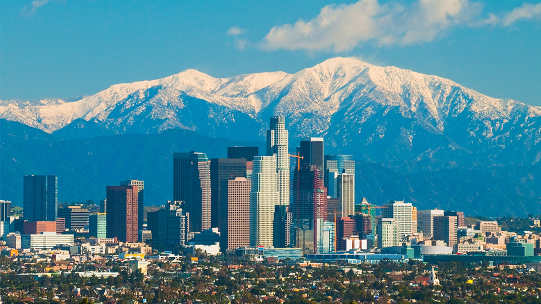 A runner in California slipped on ice on a mountain trail Sunday morning —and fell roughly 180feetto his death from a mountain peak in the San Gabriel Mountains, officials said. (iStock, File)