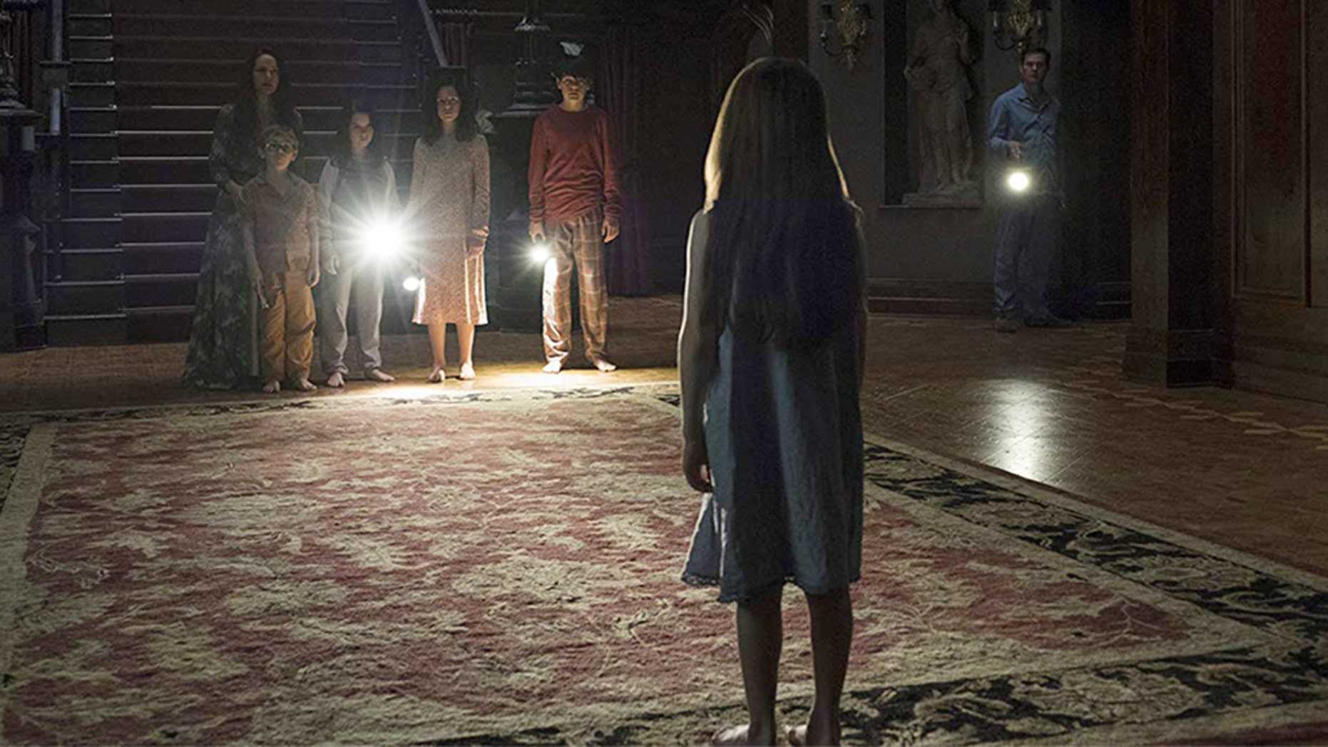 """The Haunting of Hill House"" will be returning for a second season but as a new chapter titled, ""The Haunting of Bly Manor.:"