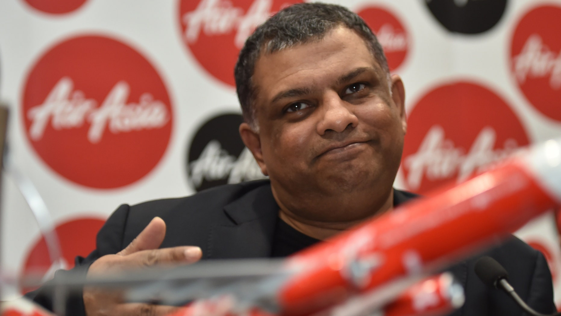 """In an interview on Larry King's Ora series """"Larry King Now,"""" Tony Fernandes, the CEO of AirAsia Group, told King that the company is planning to open its own fast-food restaurant."""