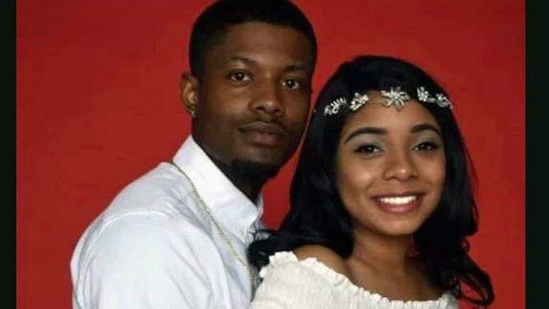 Skylar Williams, right, was fatally shot by her ex-boyfriend, Ty'rell Pounds, authorities said Wednesday.