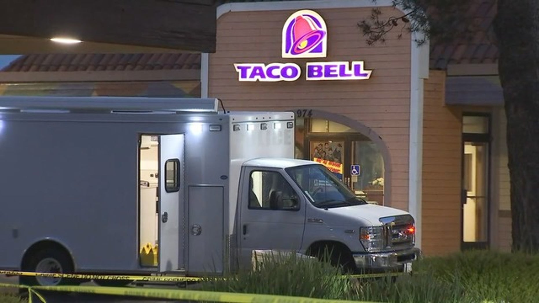Six US police officers shoot rapper dead in Taco Bell drive-through
