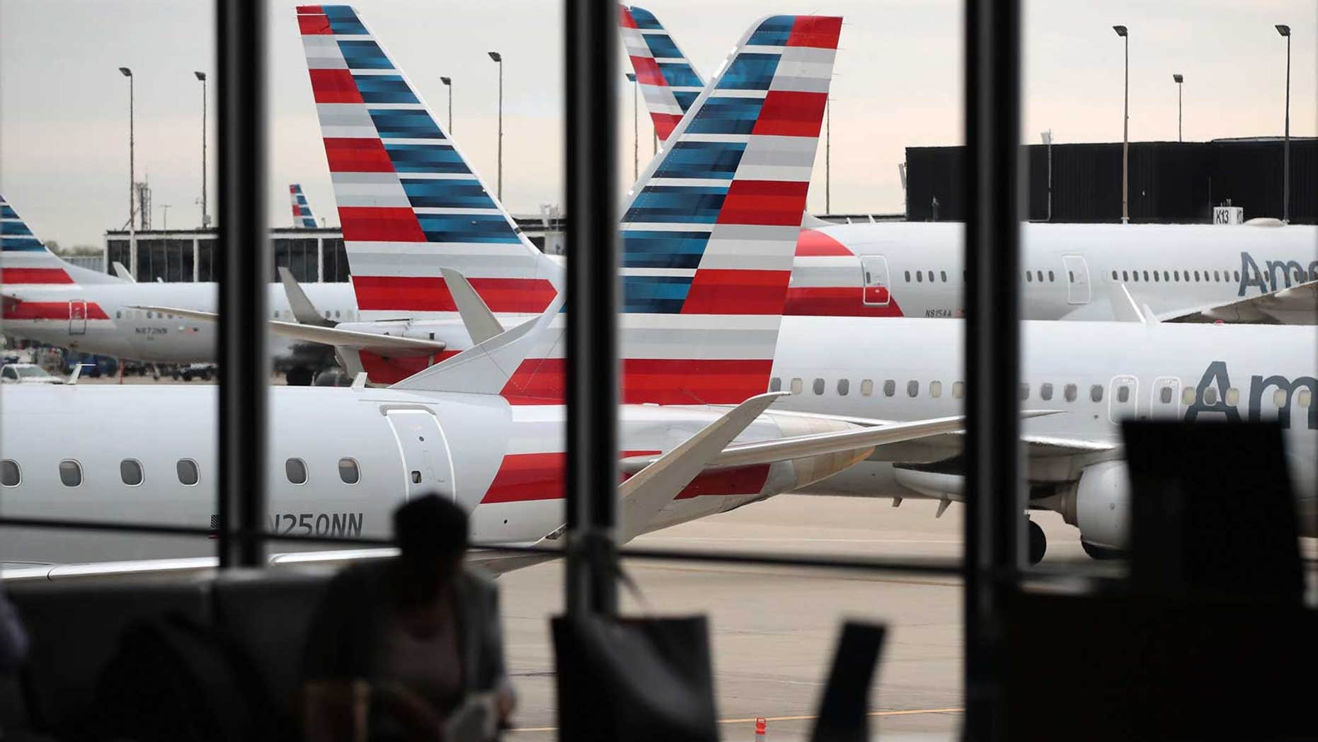 Members from a student group flying to Boston from Miami reportedly fell ill during the flight.