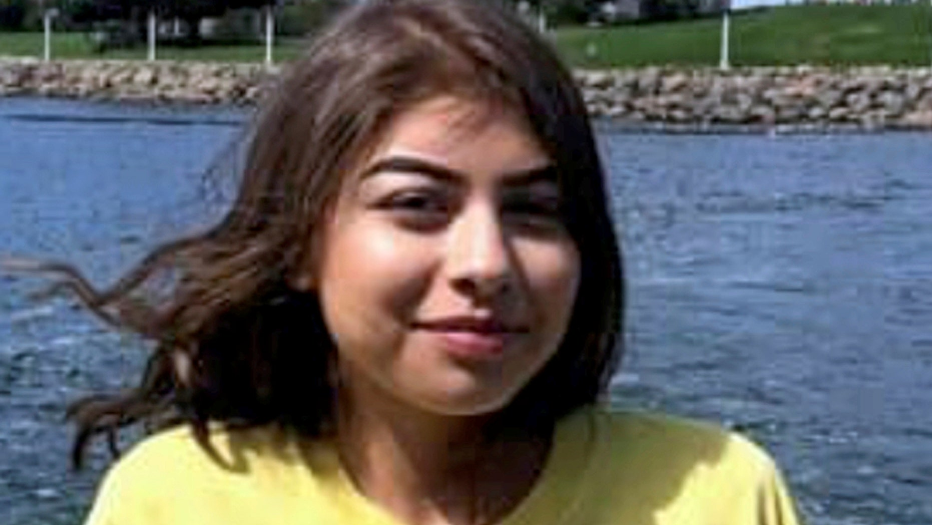 Two California brothers were arrested Monday on suspicion of killing Aranda Briones, a 16-year-old who disappeared last month. (Riverside County Sheriff's Office via AP)